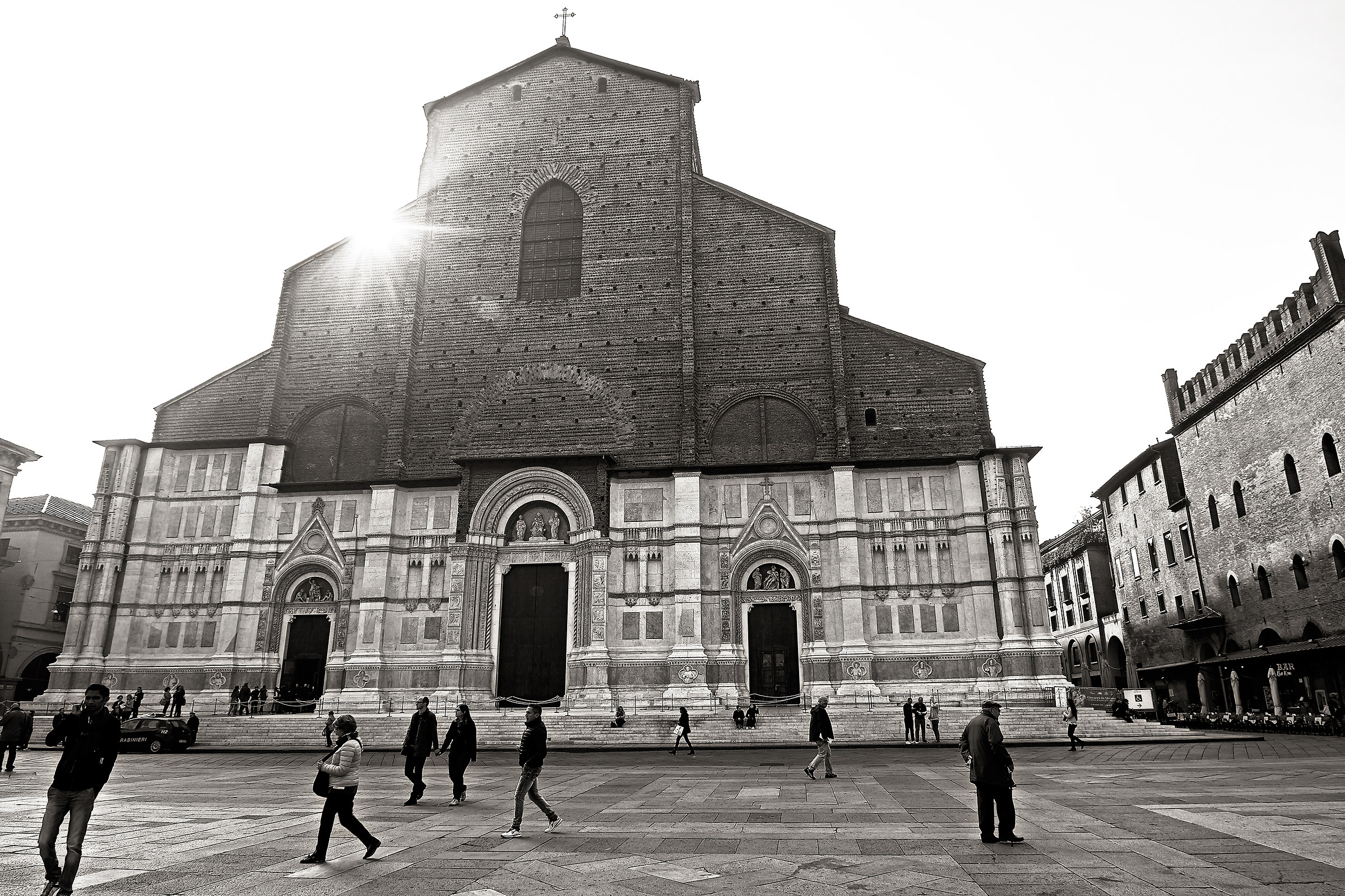 Bologna...