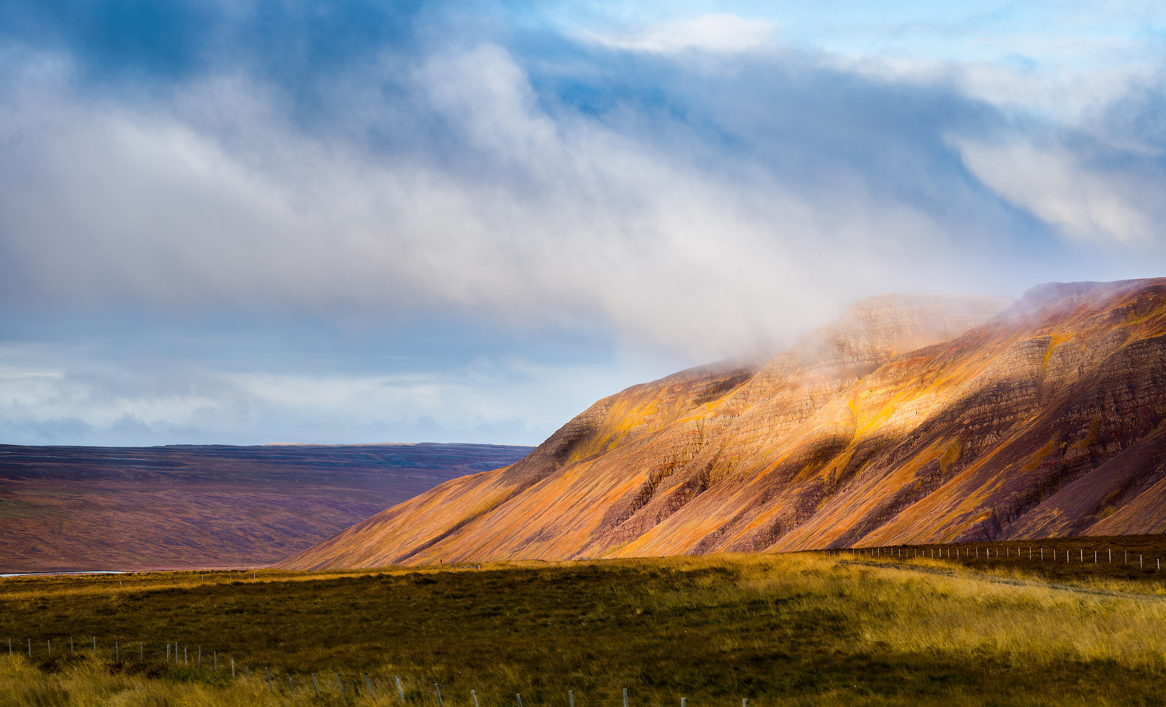 interior highlands...