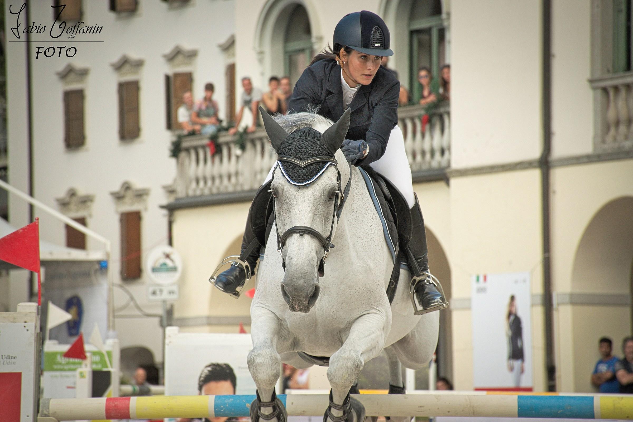 Horse Show, category 140 cm, Arta Terme, Udine...
