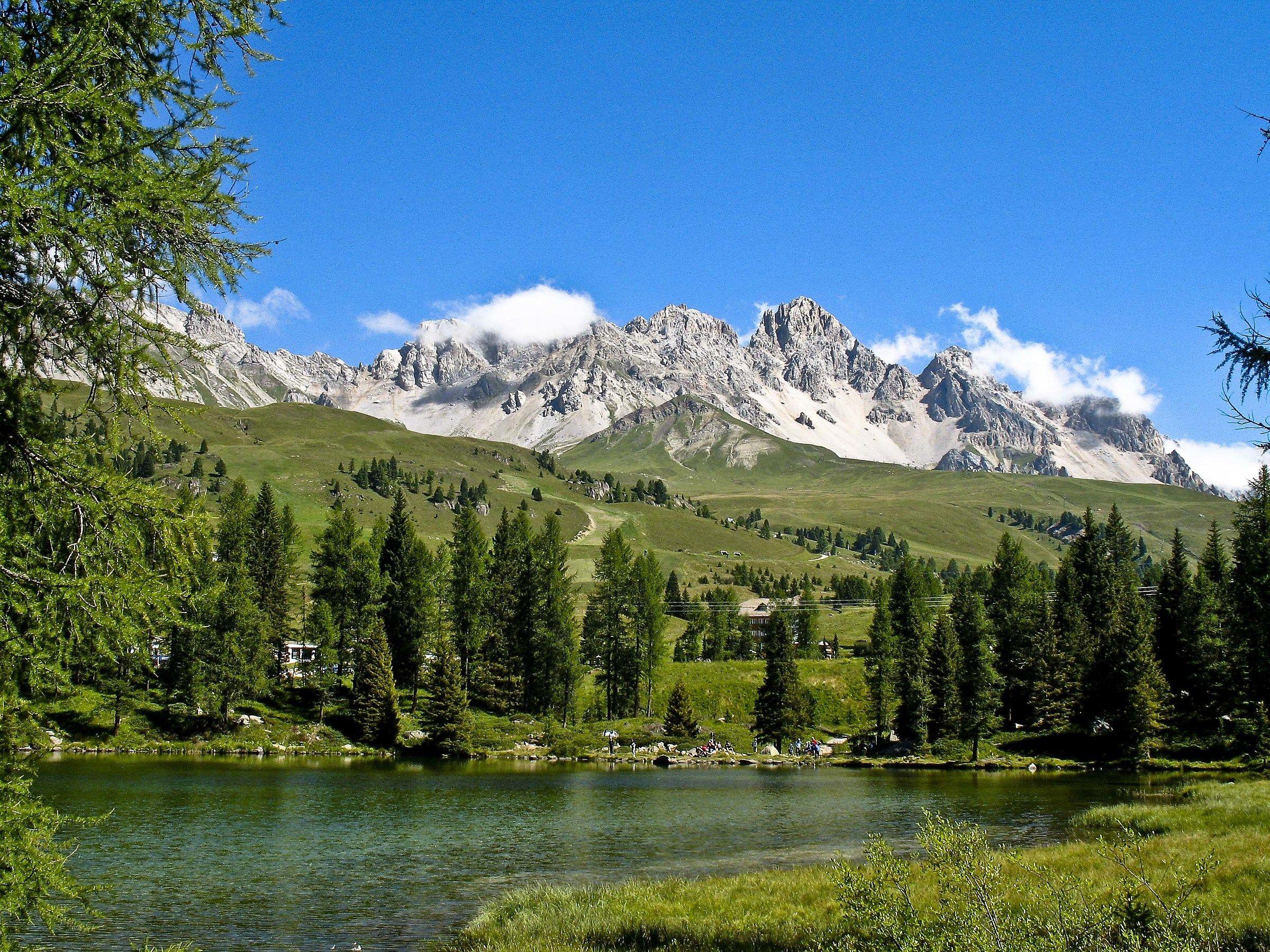 Lago di San Pellegrino...