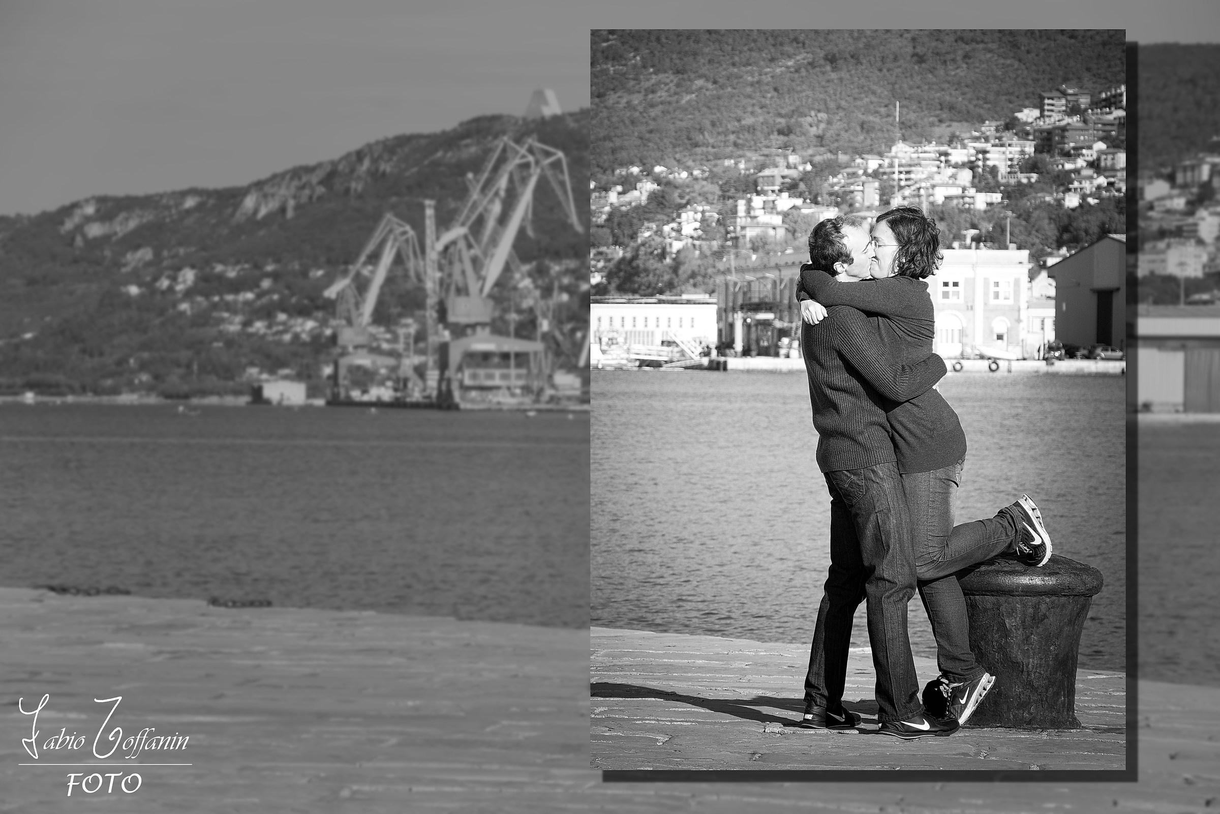 Bacio Sul Molo Audace (ts)...