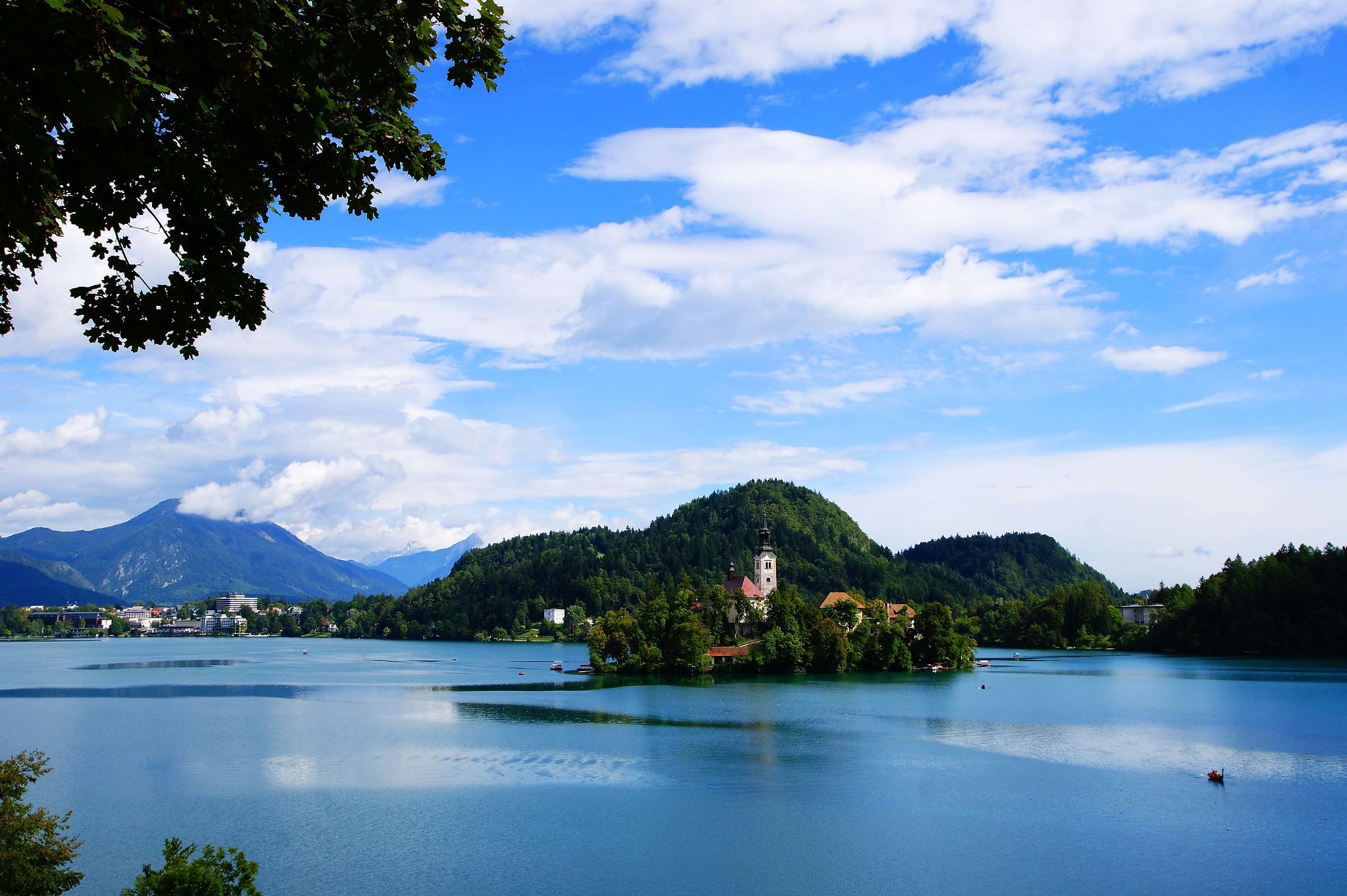 Lago Bled...