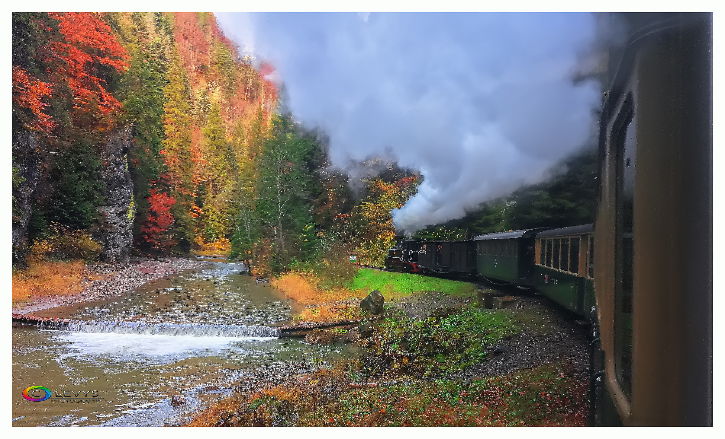 Un viaggio tra i meravigliosi colori dell'autunno...