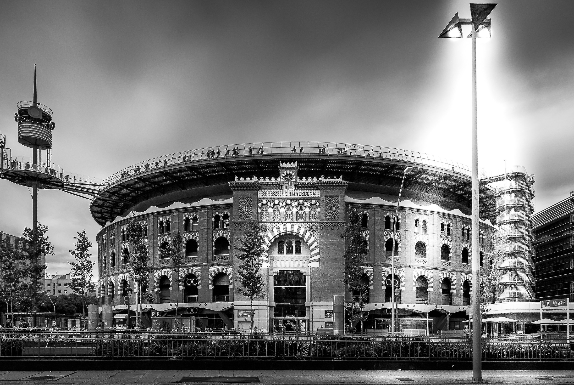 Arenas de Barcelona...