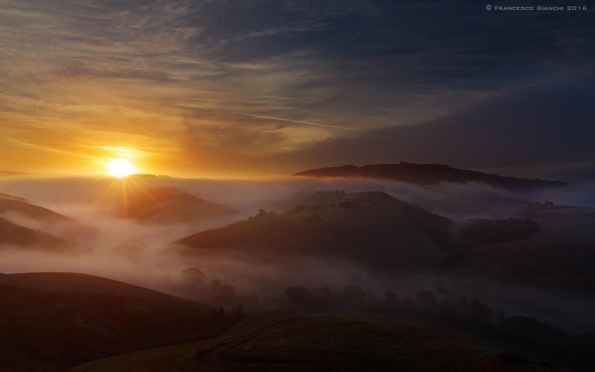 Volterra hills...