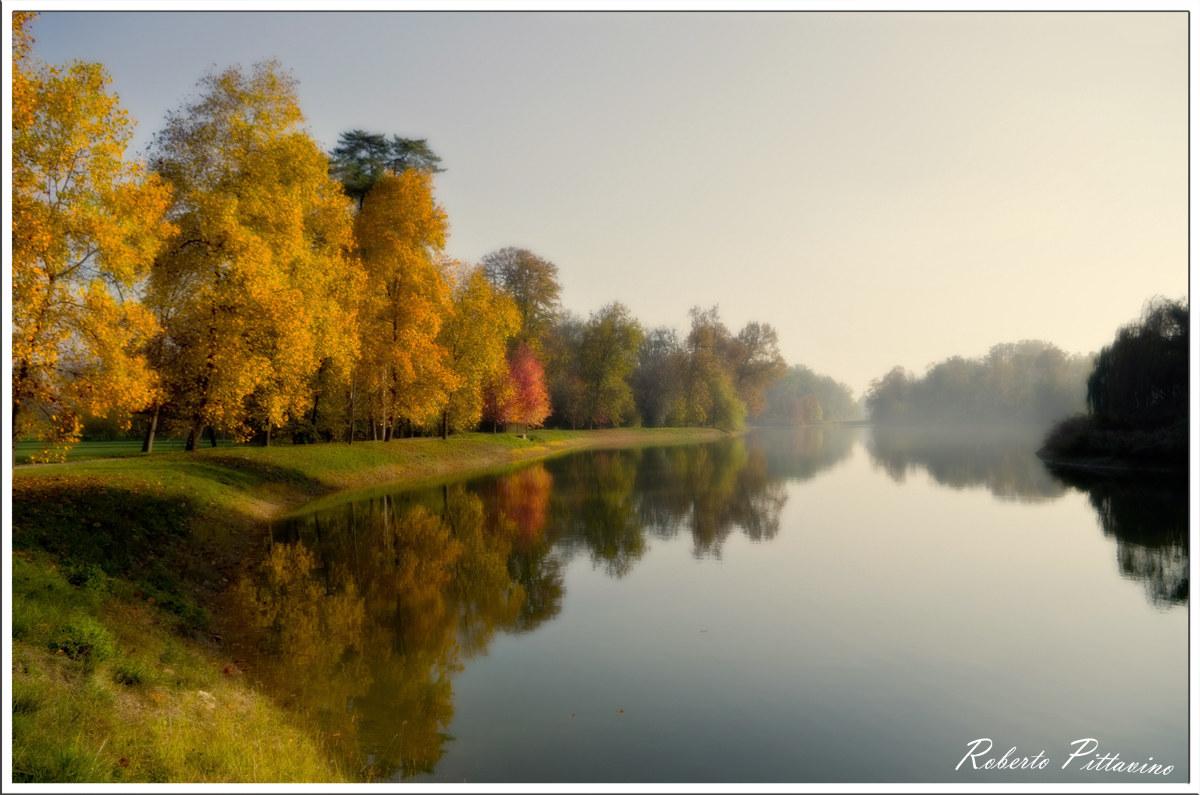 Mirage autumn...