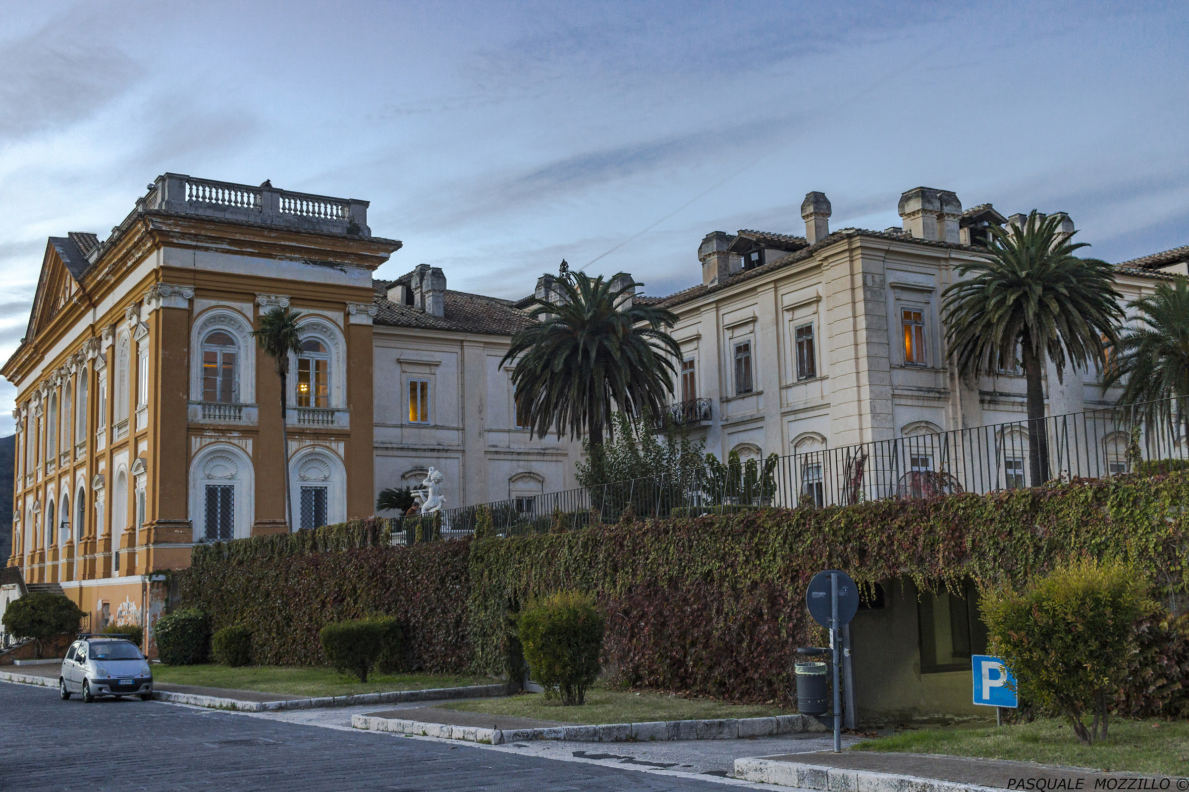 Belvedere Palace...