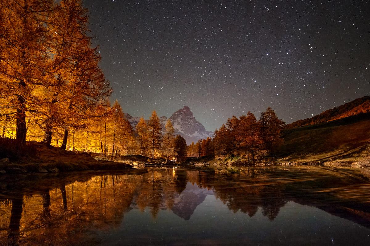 Lago Blu'...