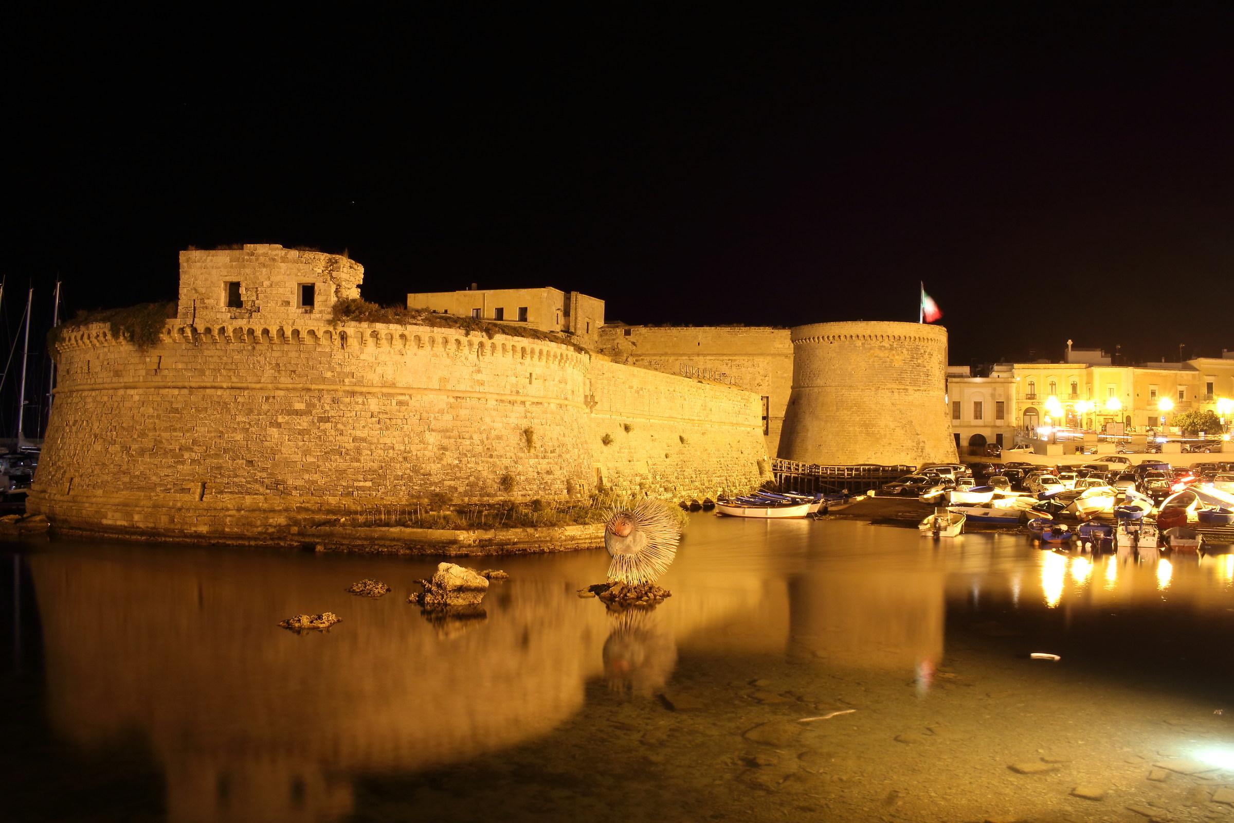Gallipoli old town...