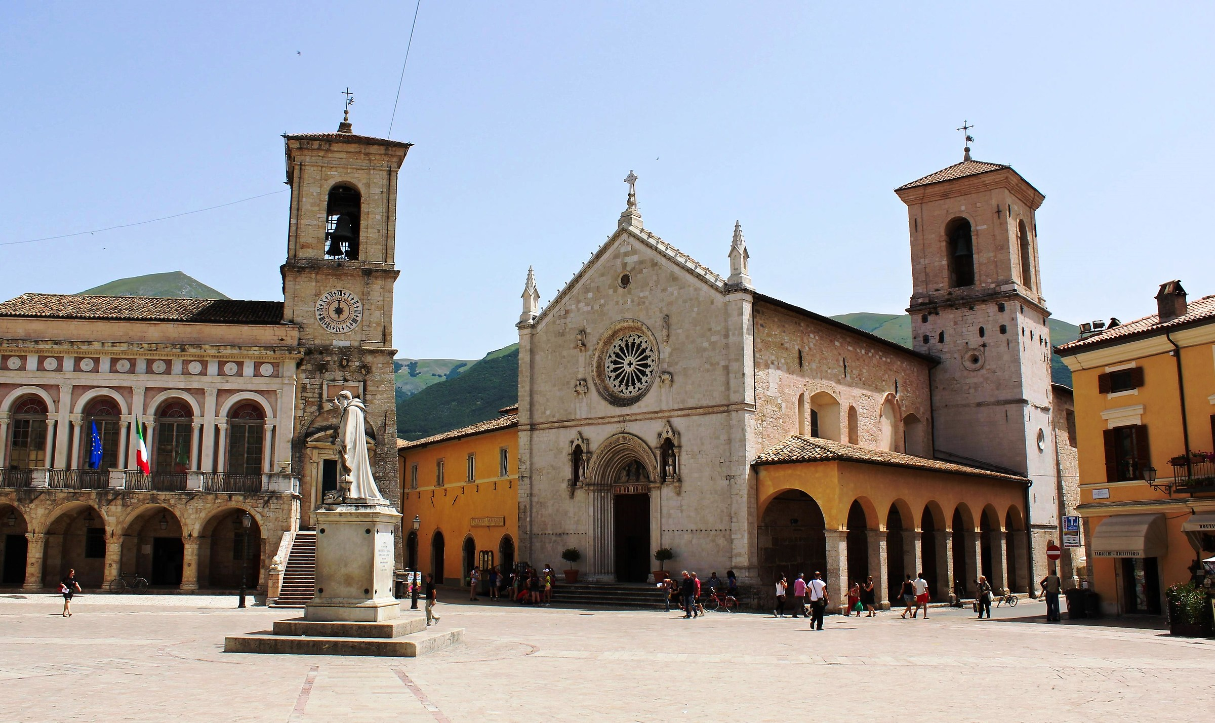 Norcia ... it was!...