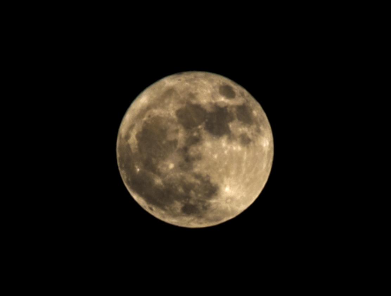 Super Moon - 11/14/16...