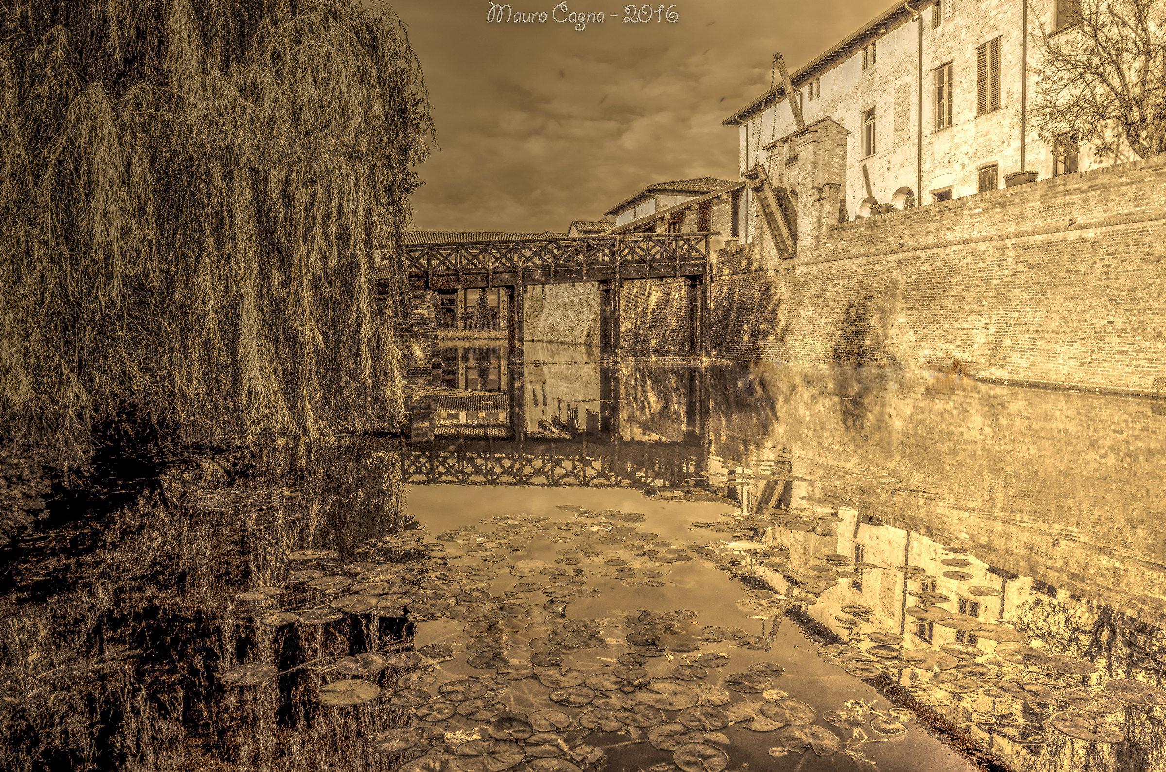 Castello di Pagazzano (bg) - HDR #1...