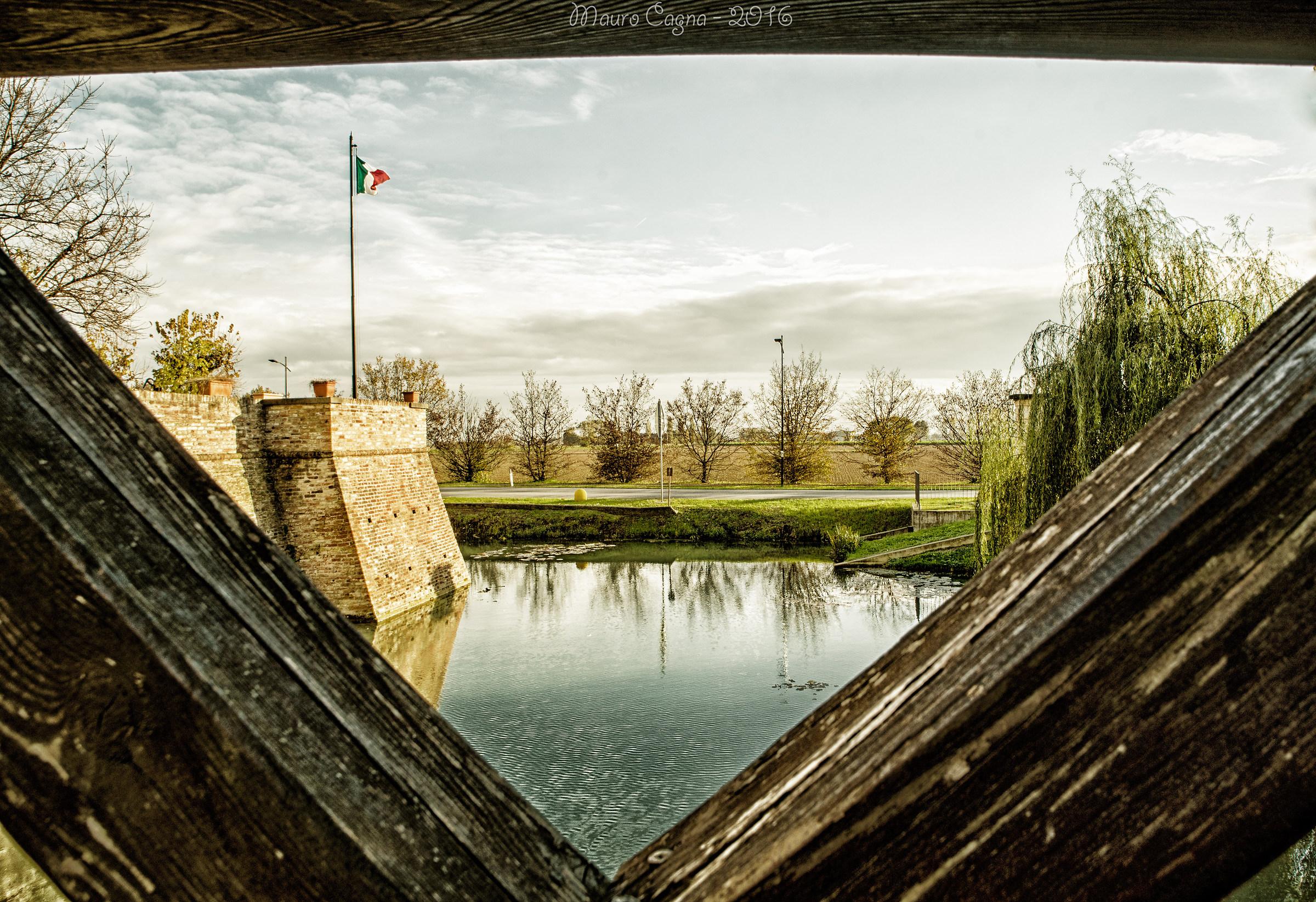 Castello di Pagazzano (bg) - HDR #2...
