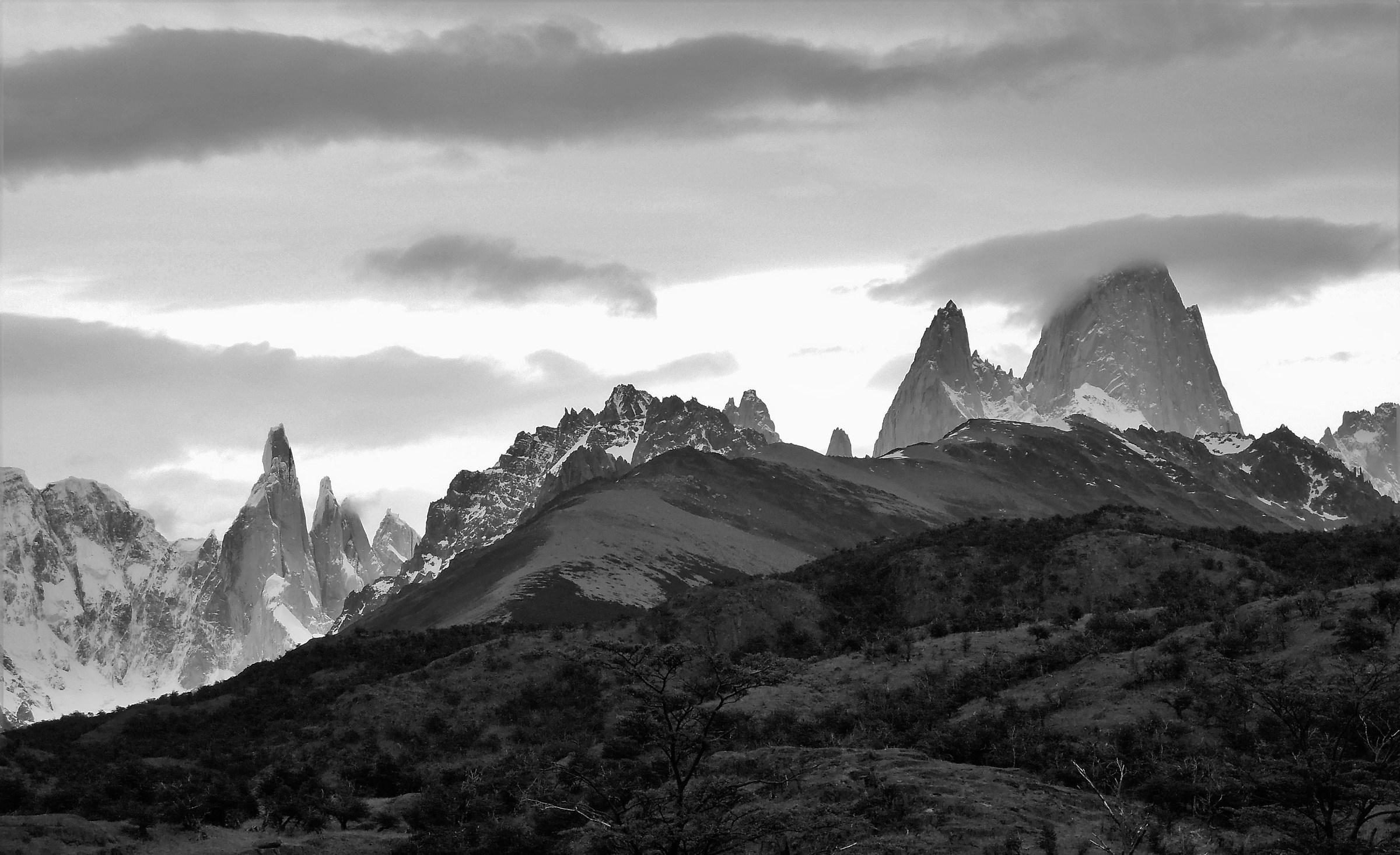 Cerro Torre Fitz Roy Patagonia...
