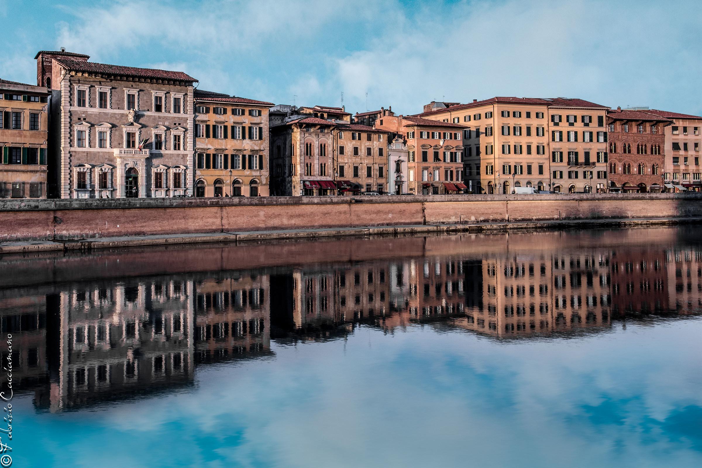 Riflessi sull'Arno 2...