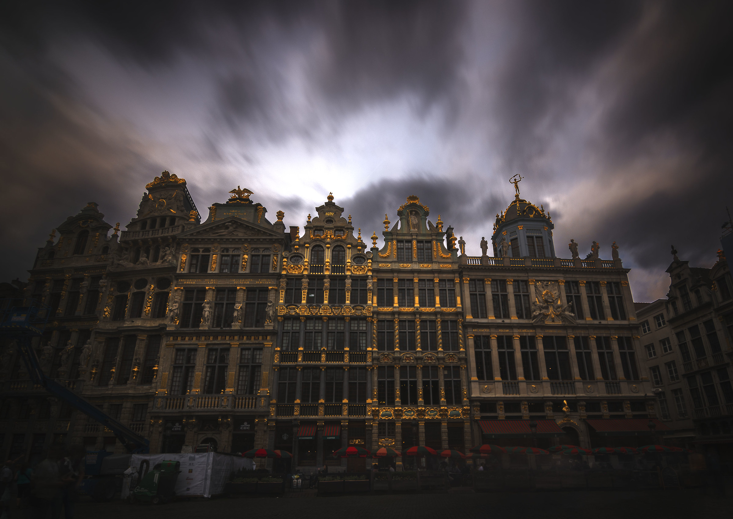Brussels Grand Place 2...
