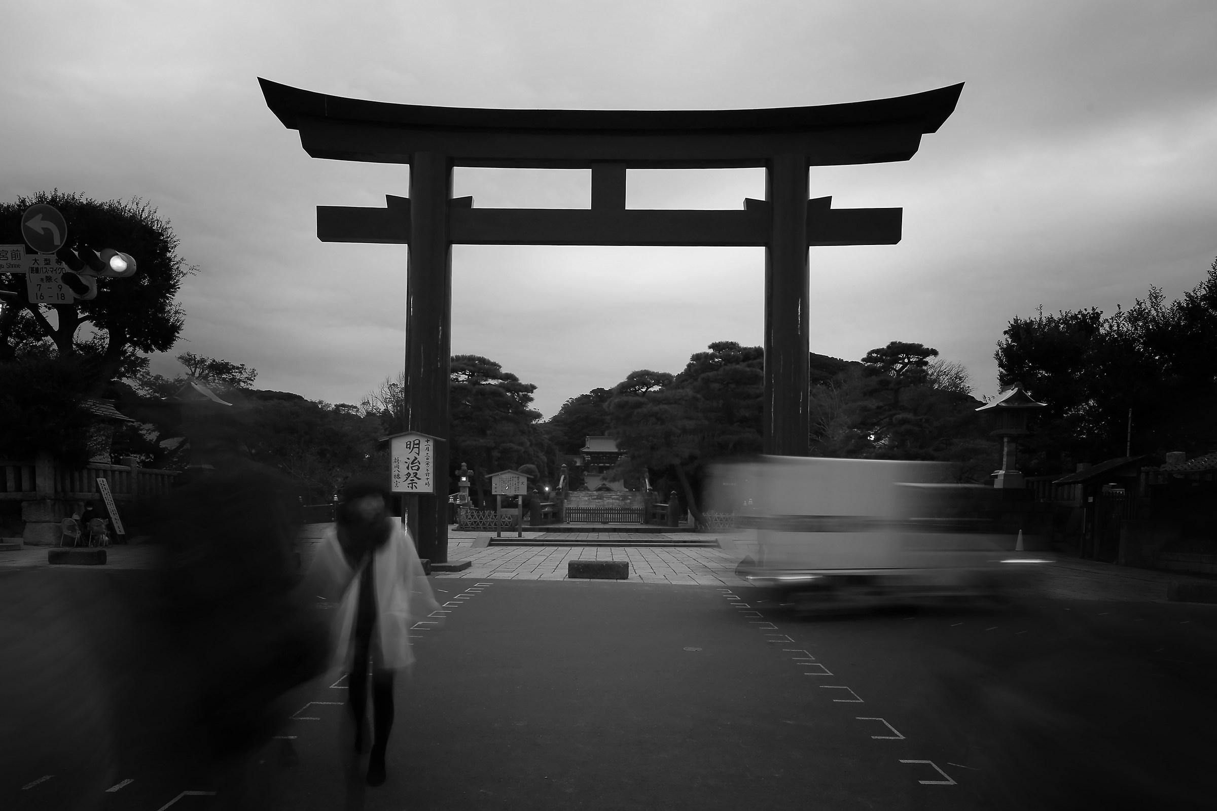 Spirits of Kamakura # 1...