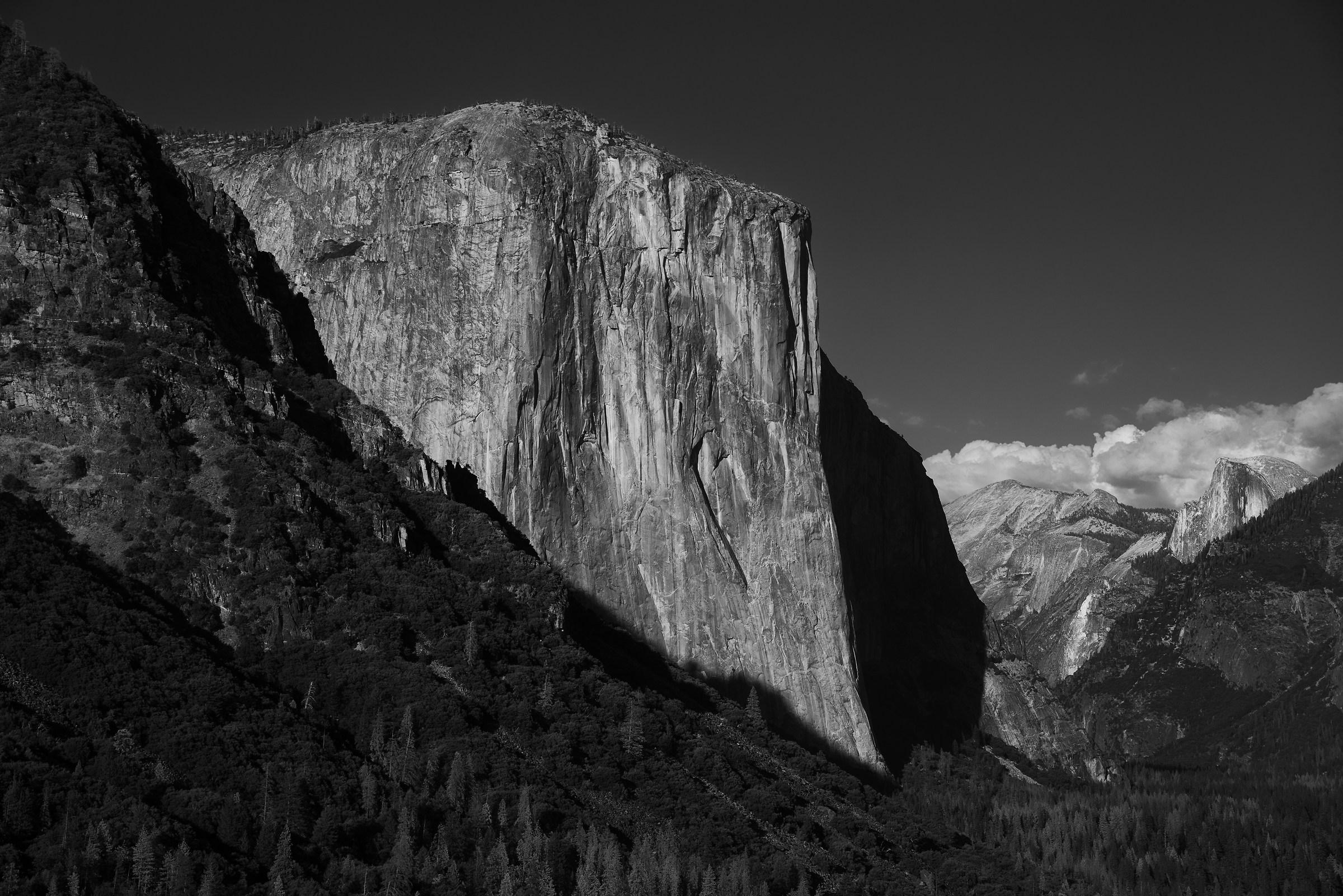 El Capitan (the footsteps of Ansel Adams)...