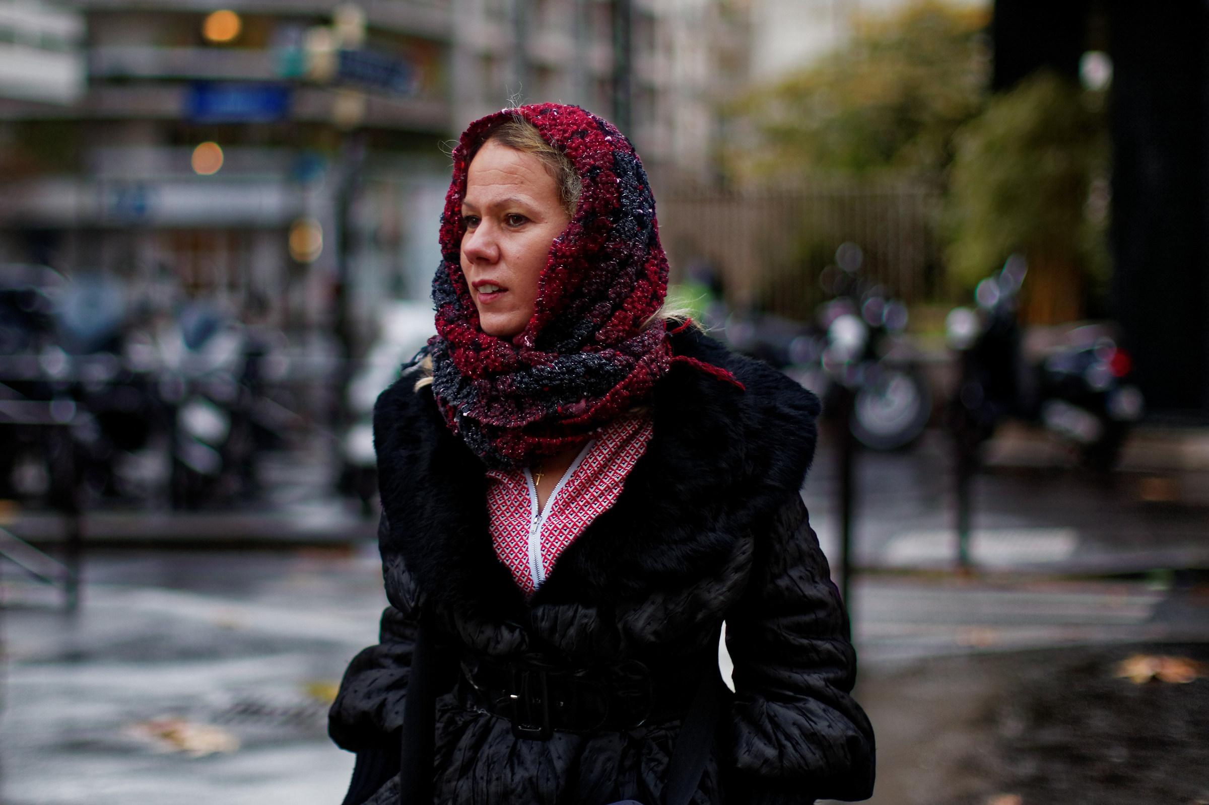 a Parisian...
