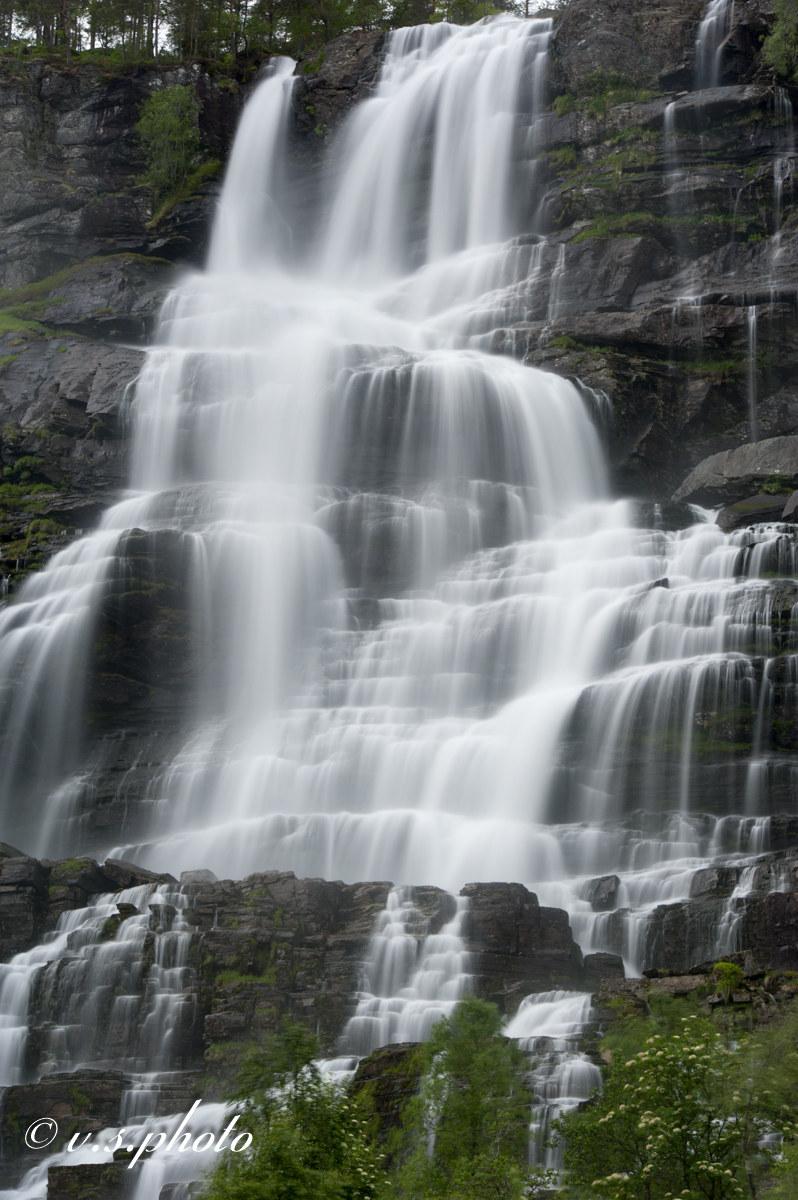 Fjordi Norvegia...
