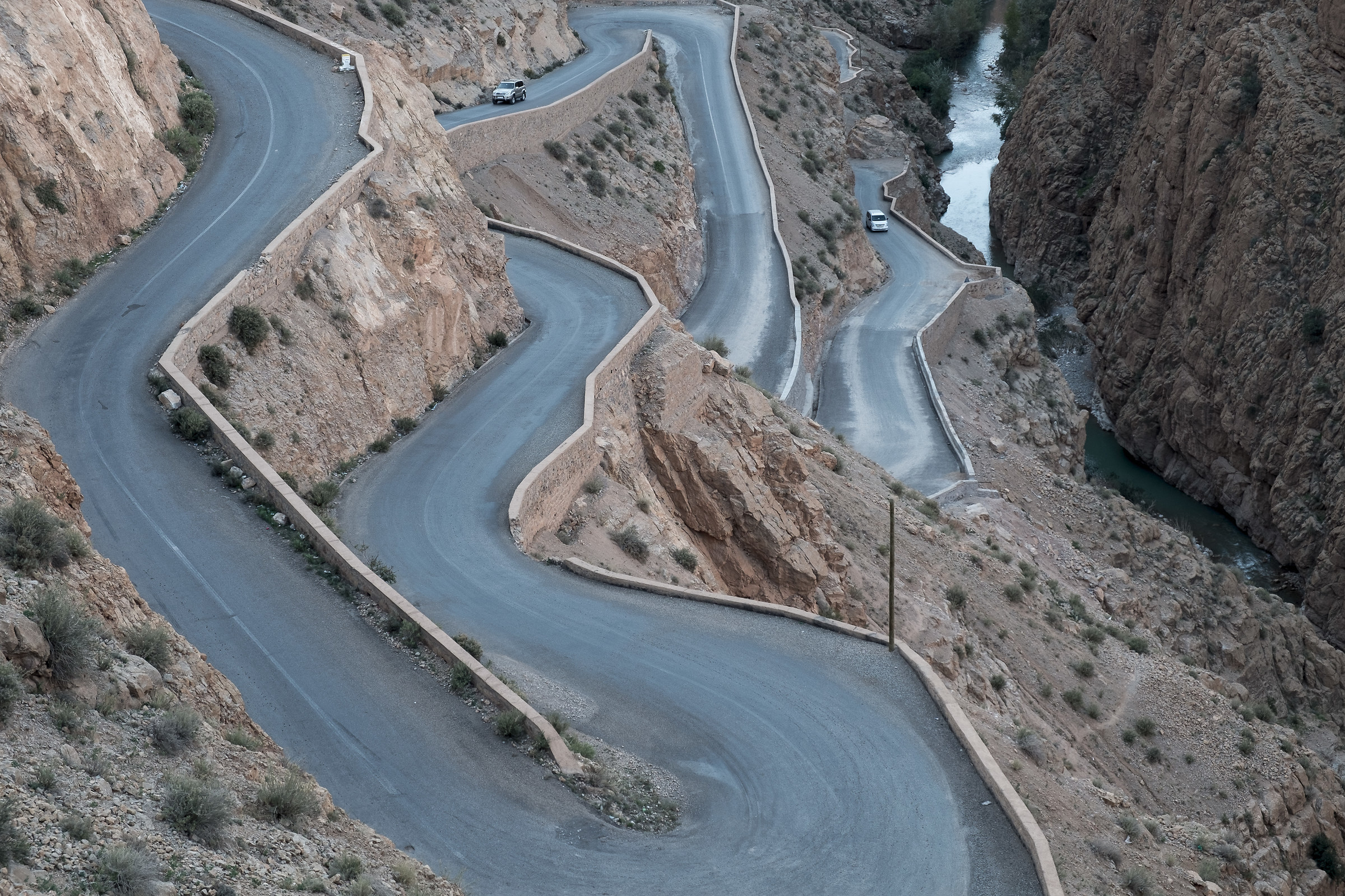 gorges of dades, Morocco...