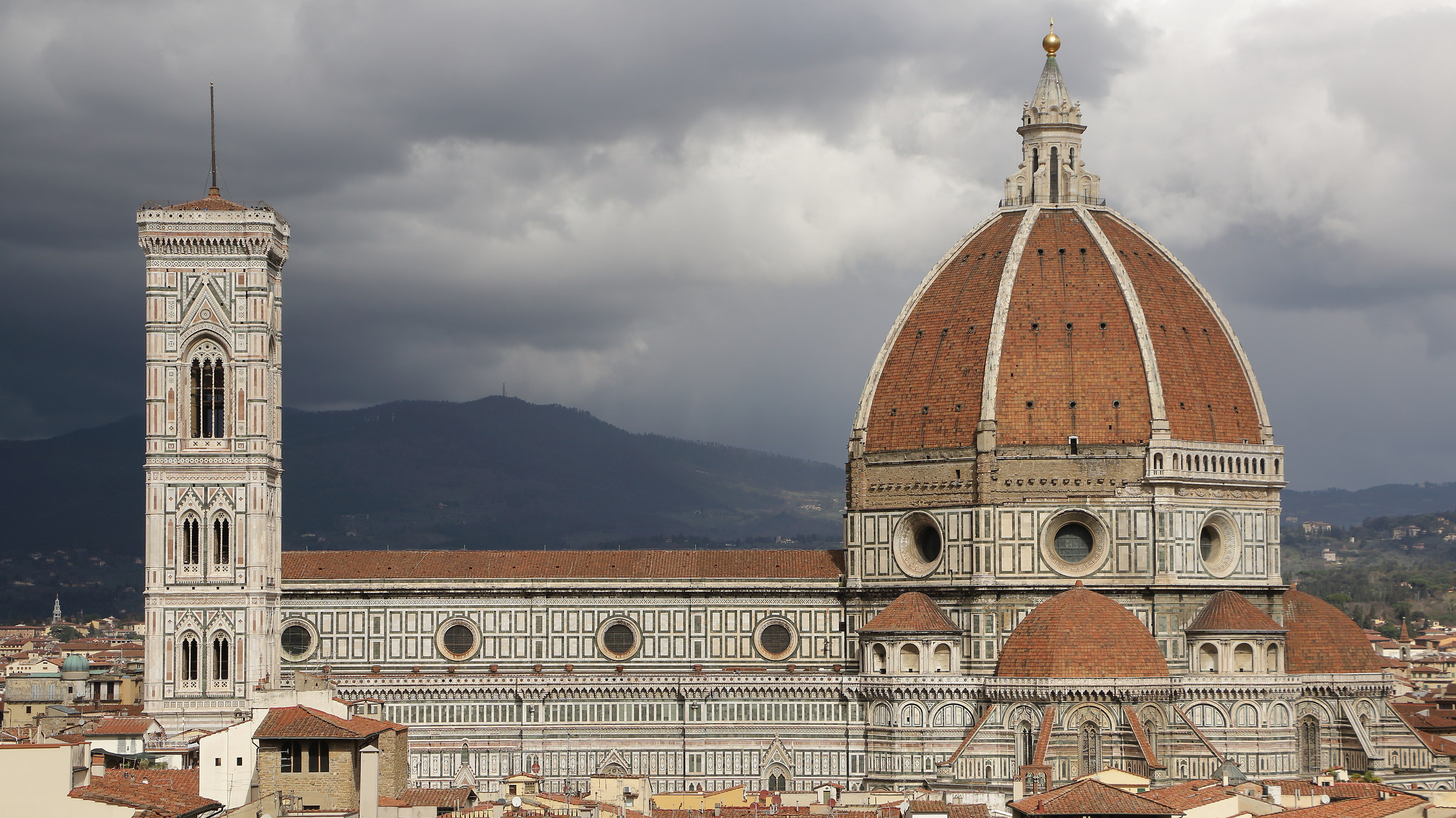 Cathedral of St. Mary Fiore - Florence...