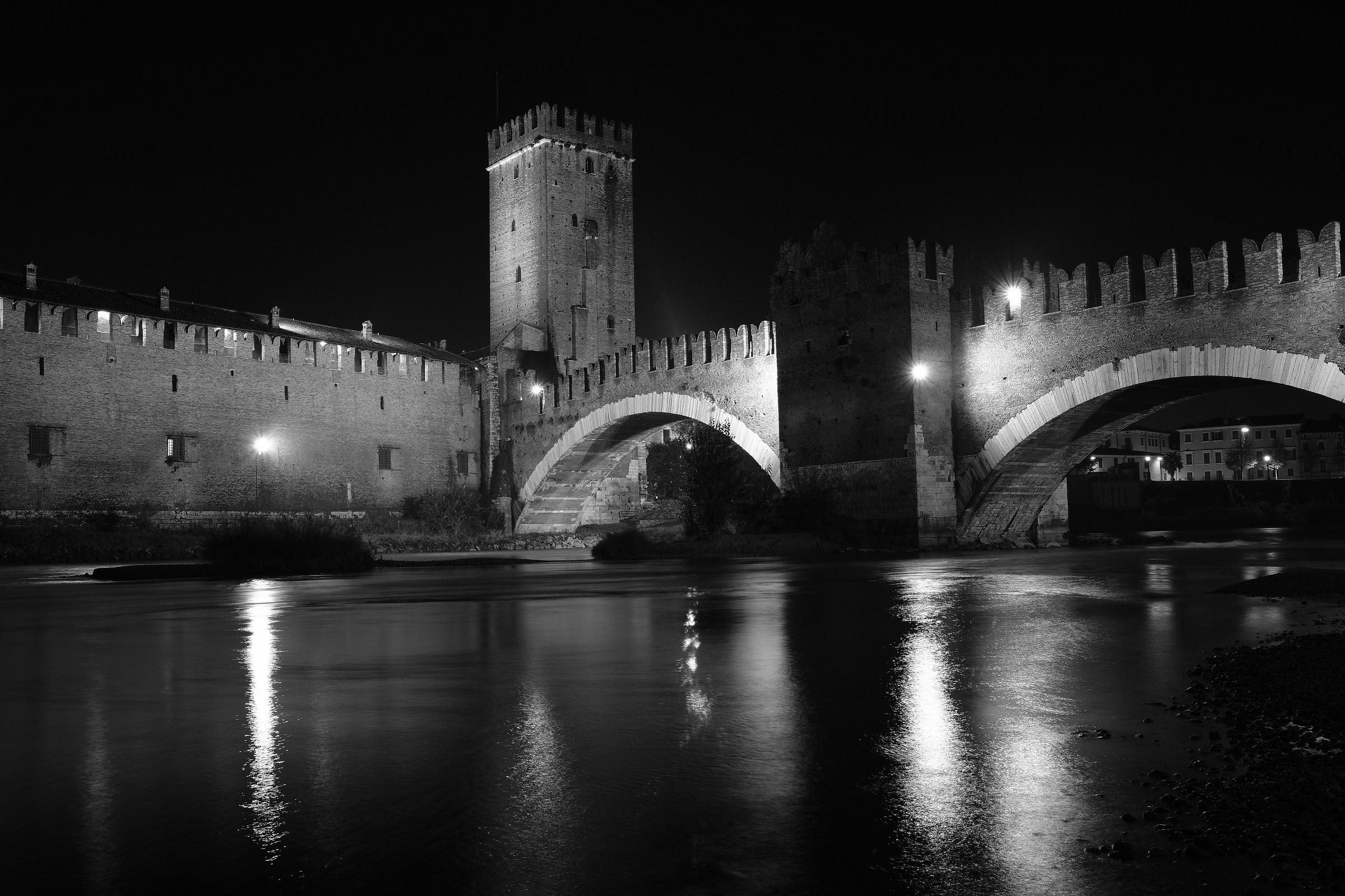 Scaligero bridge...