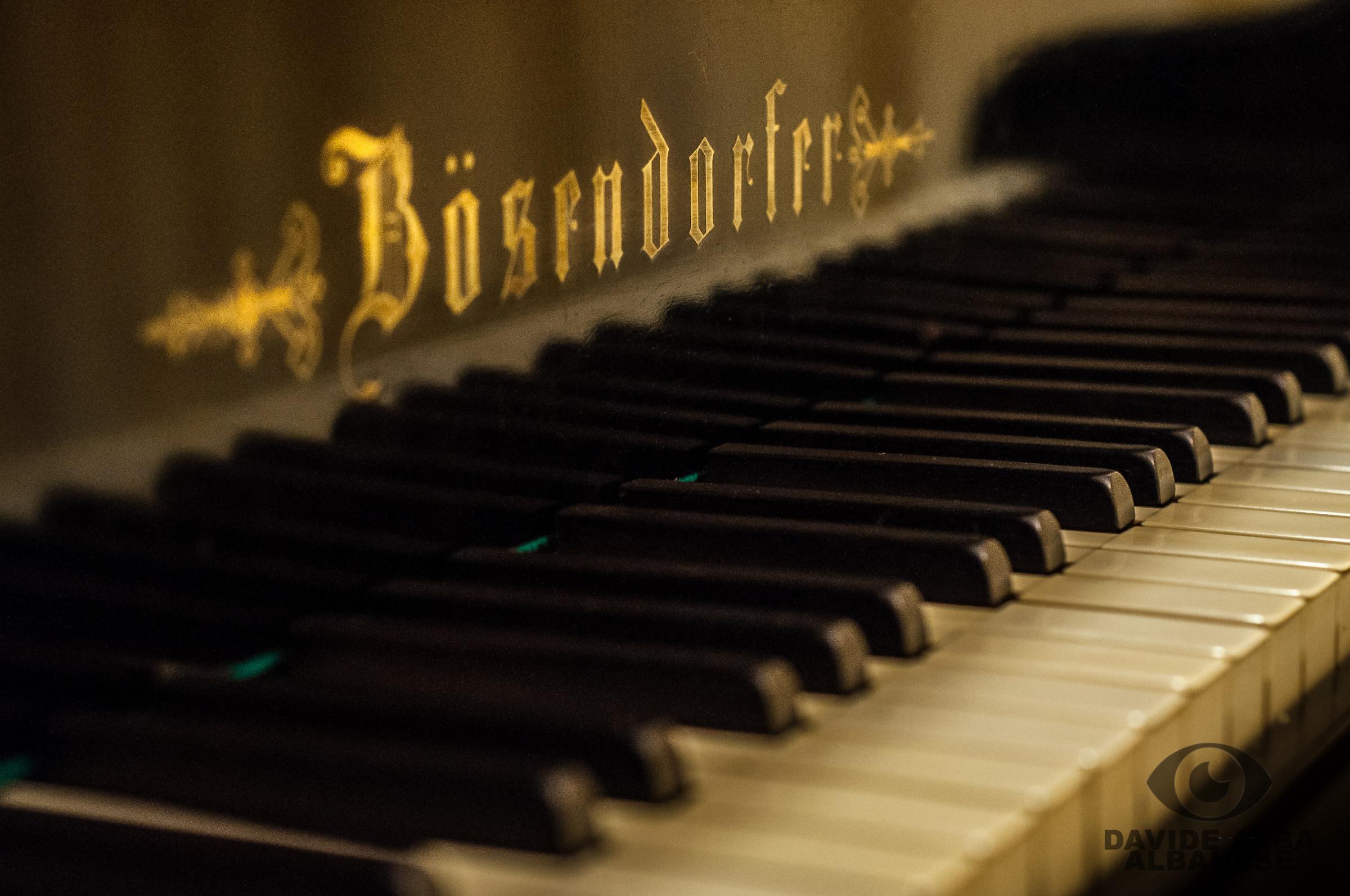 Piano Forte Vintage...