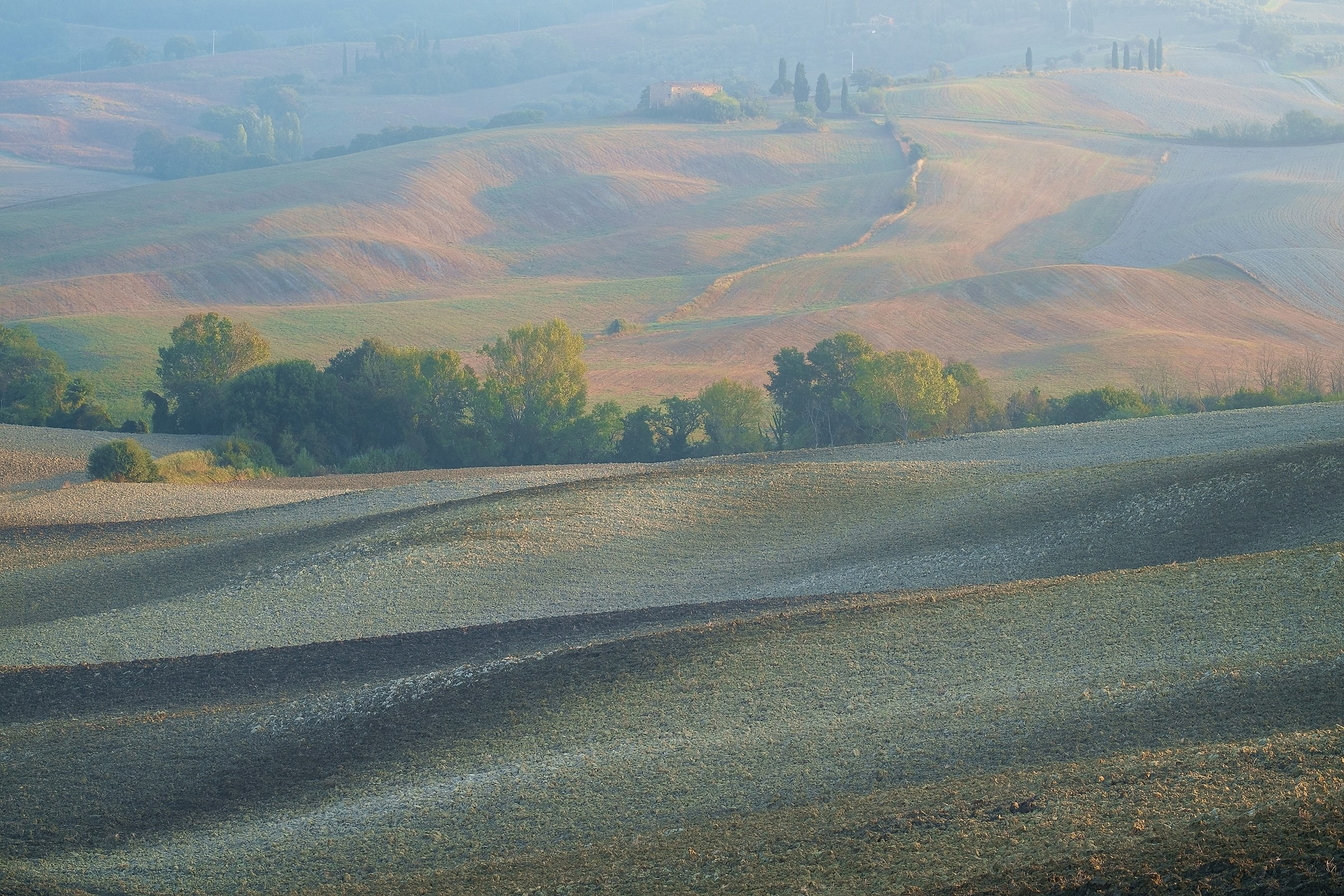 Val D'Orcia #4...
