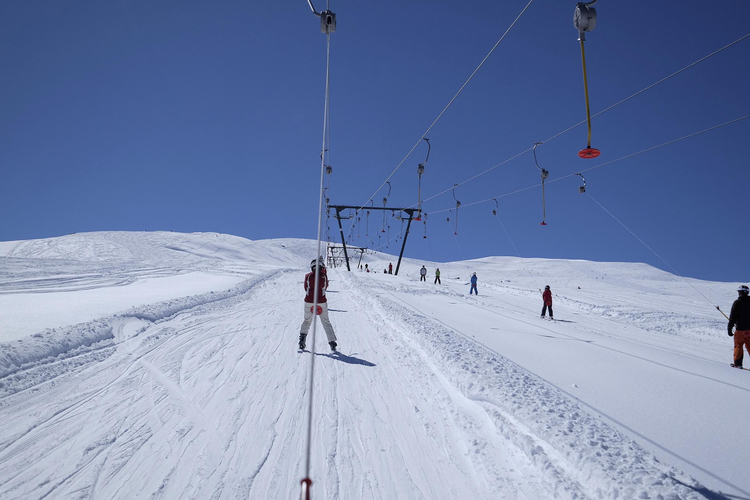 skilift...