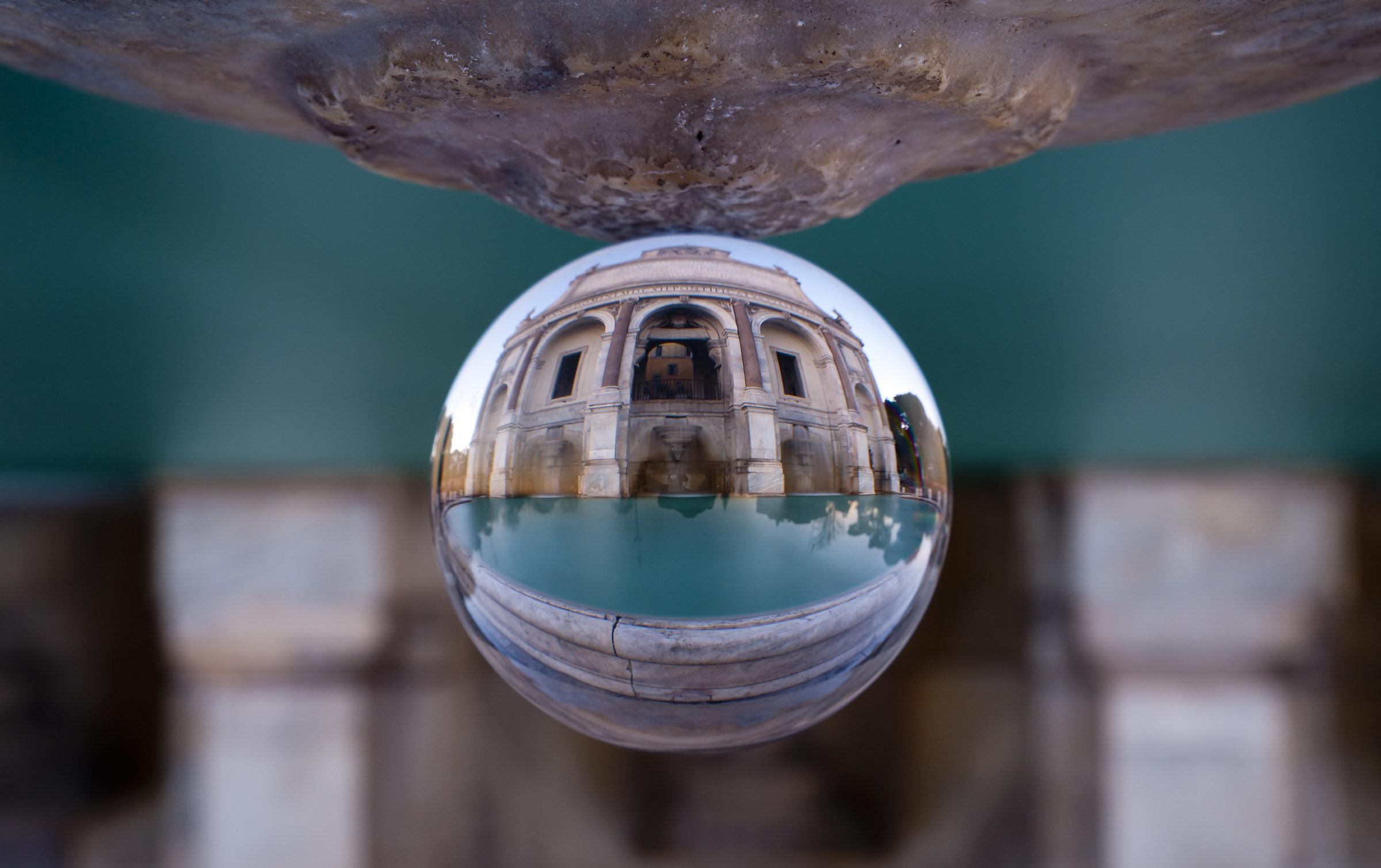 fontanone del gianicolo...