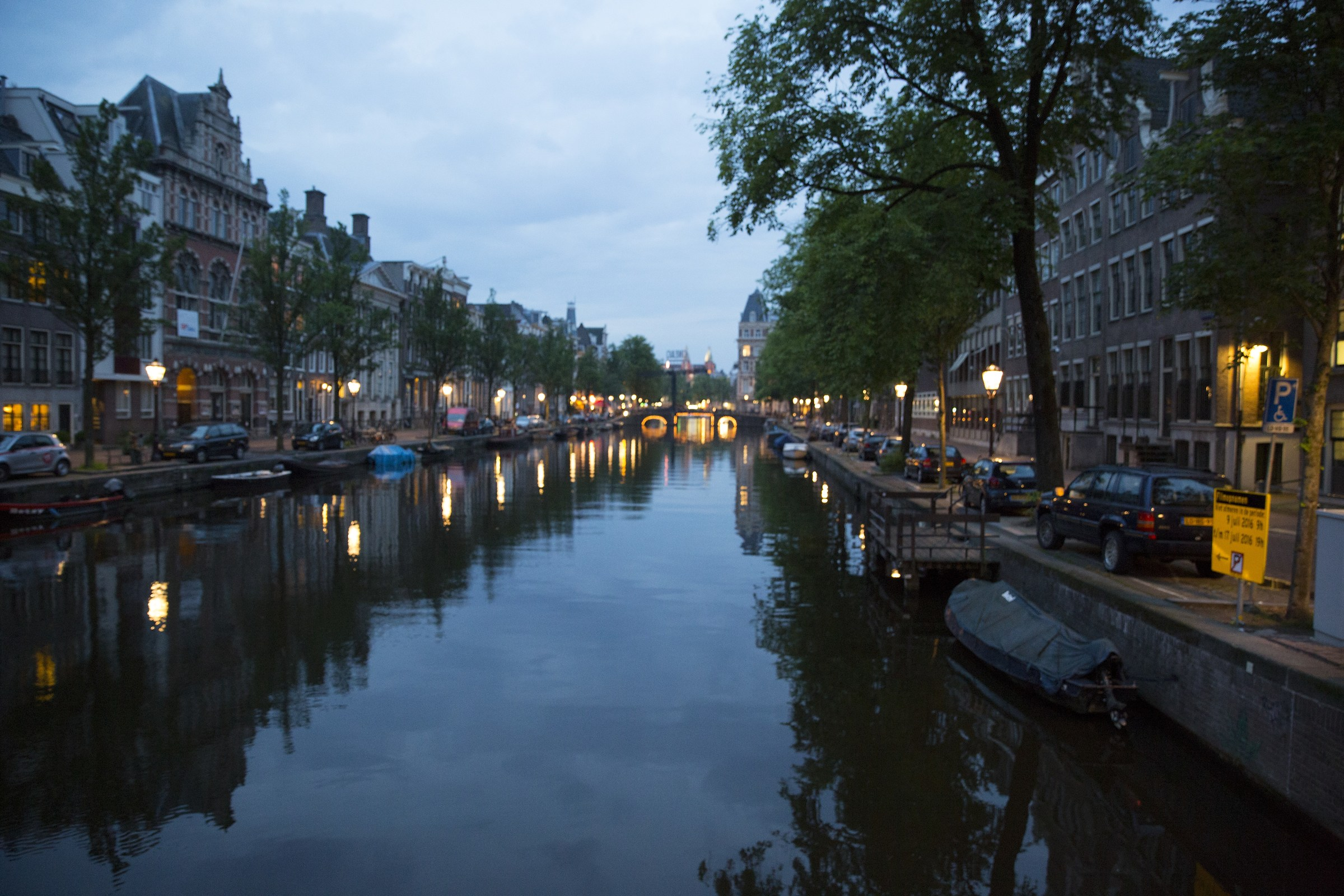 The canals of Amsterdam 2...