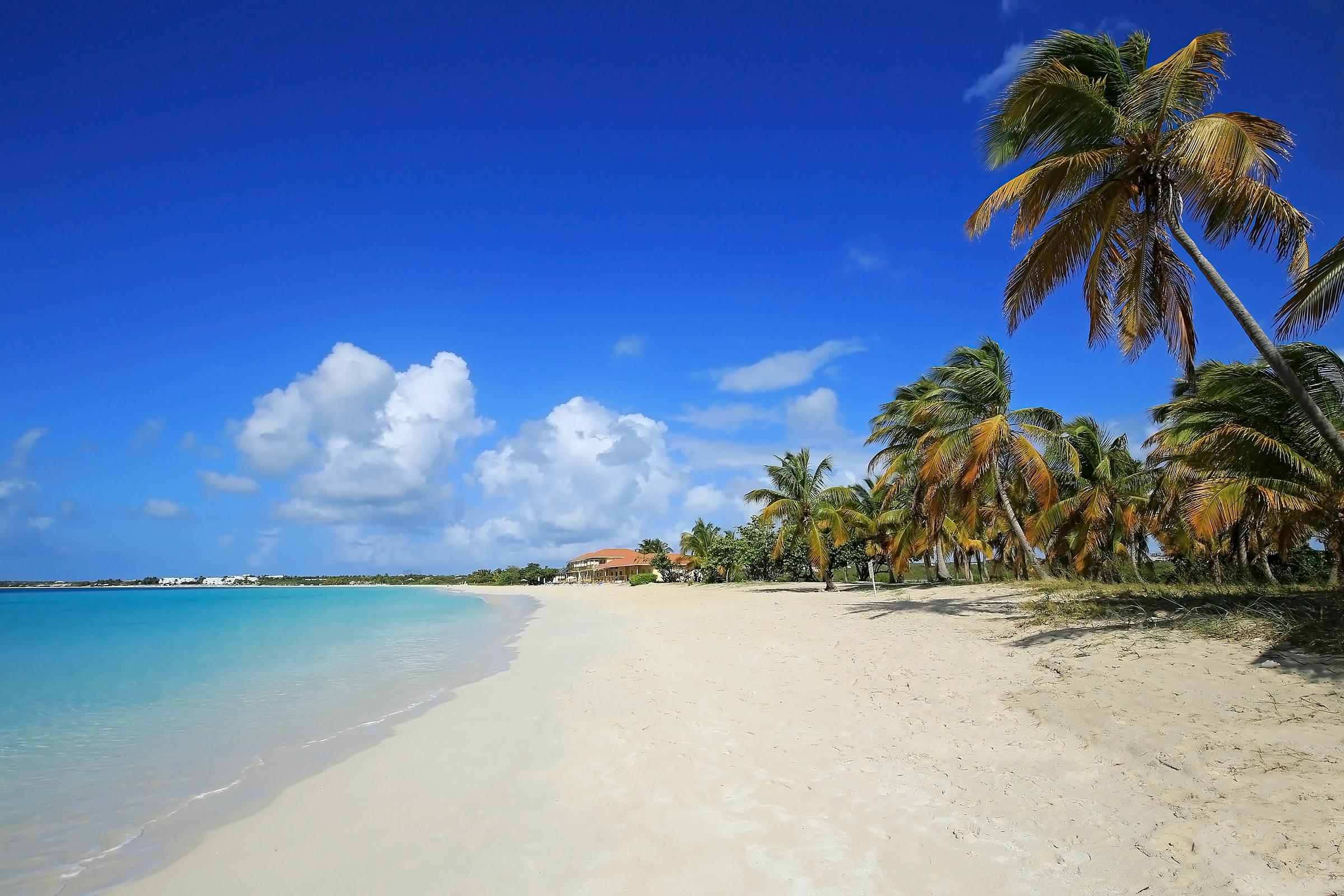 Paradise beach - Rendezvous Bay Anguilla...