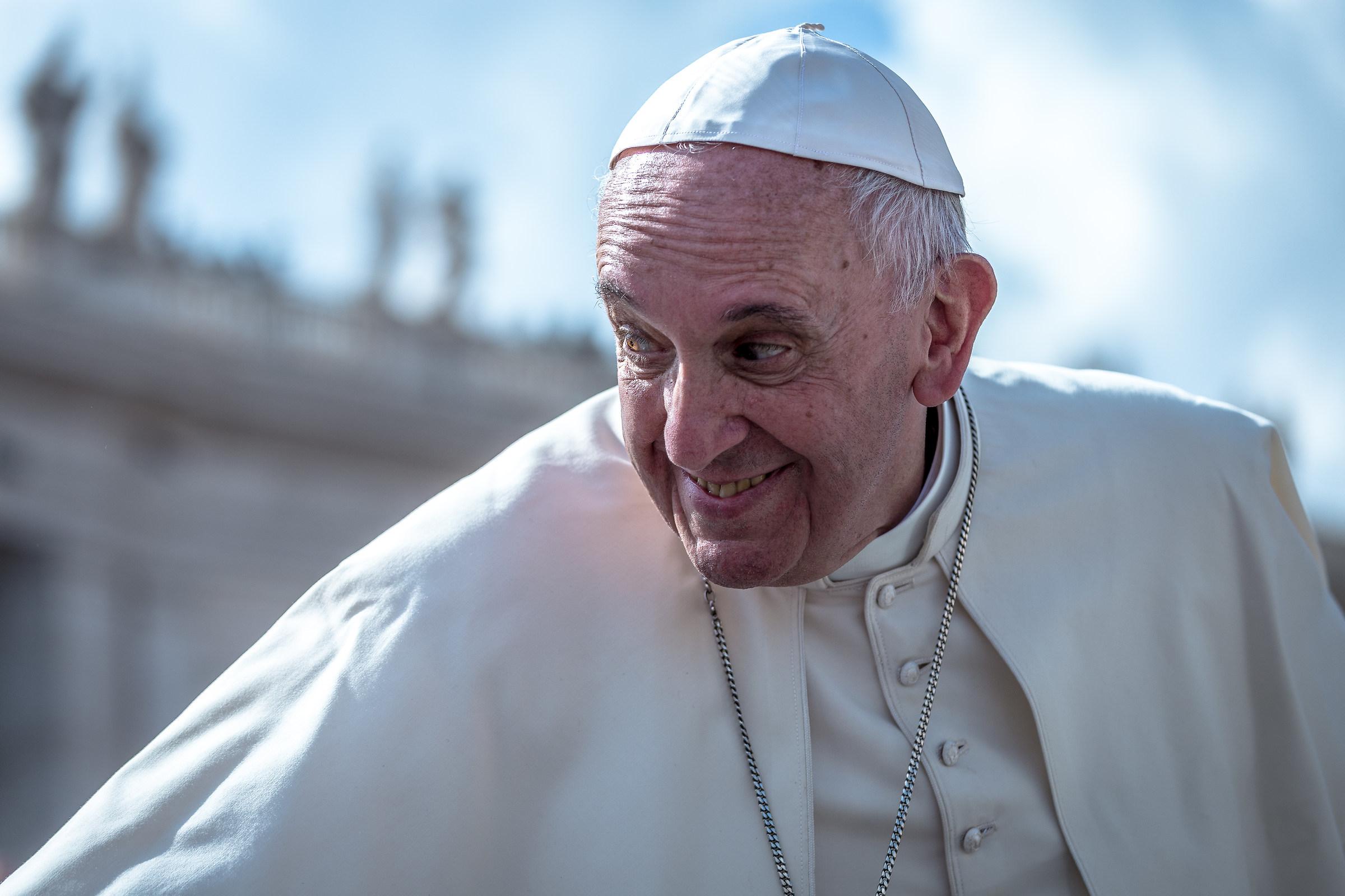 Papa Francesco....