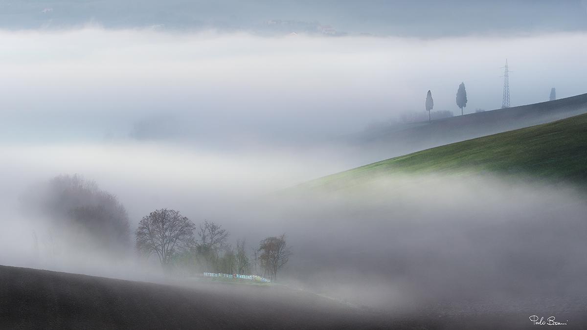 Crossing the Fog...