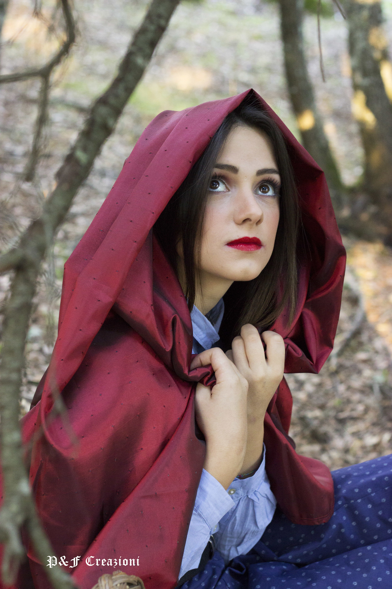Little Red Riding Hood....