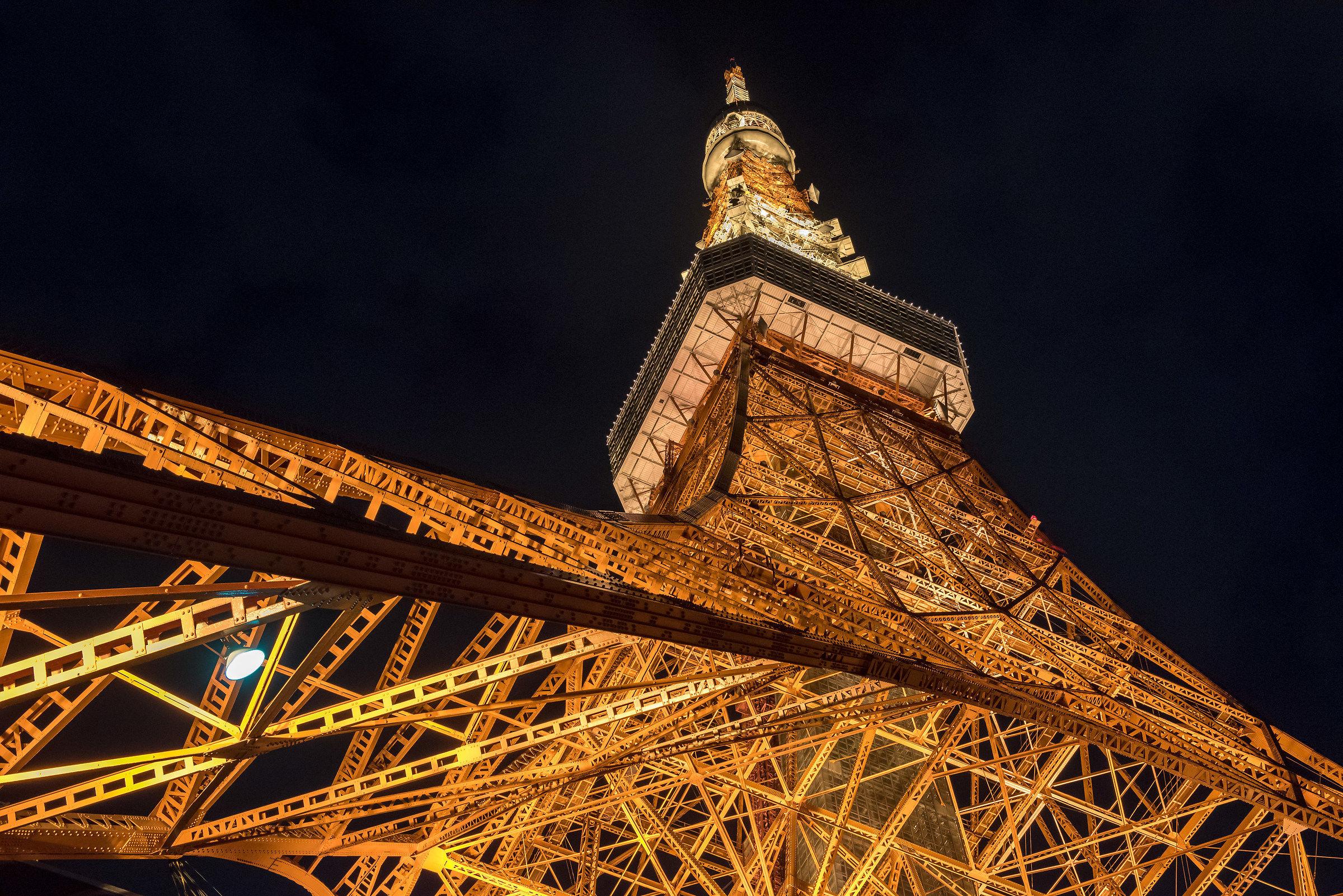 Tokyo Tower...