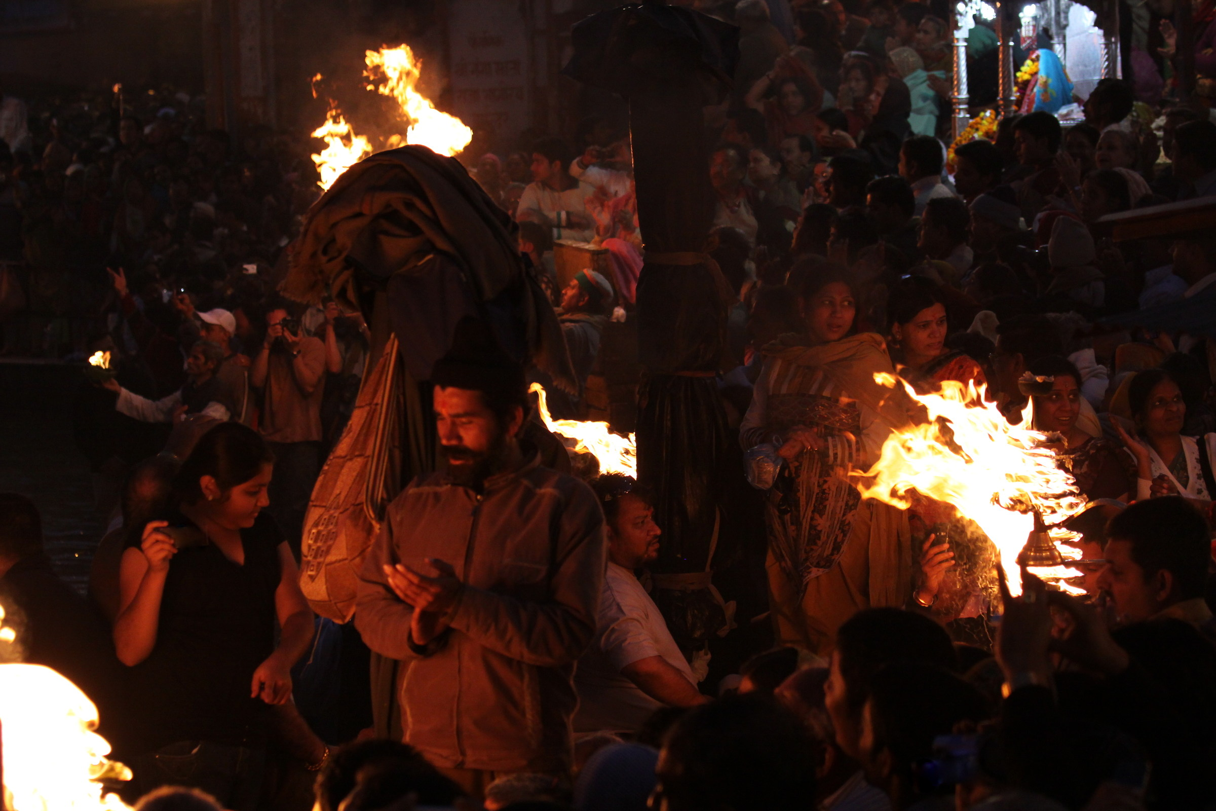 0157 Haridwar Ganga Arati...