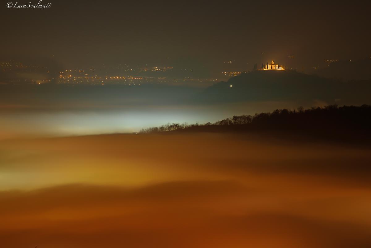 Santissima oltre la nebbia...