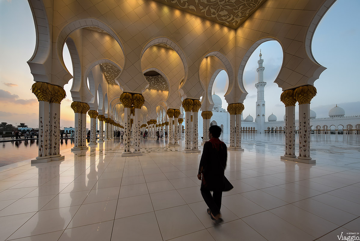 Gran Moschea Zayed...