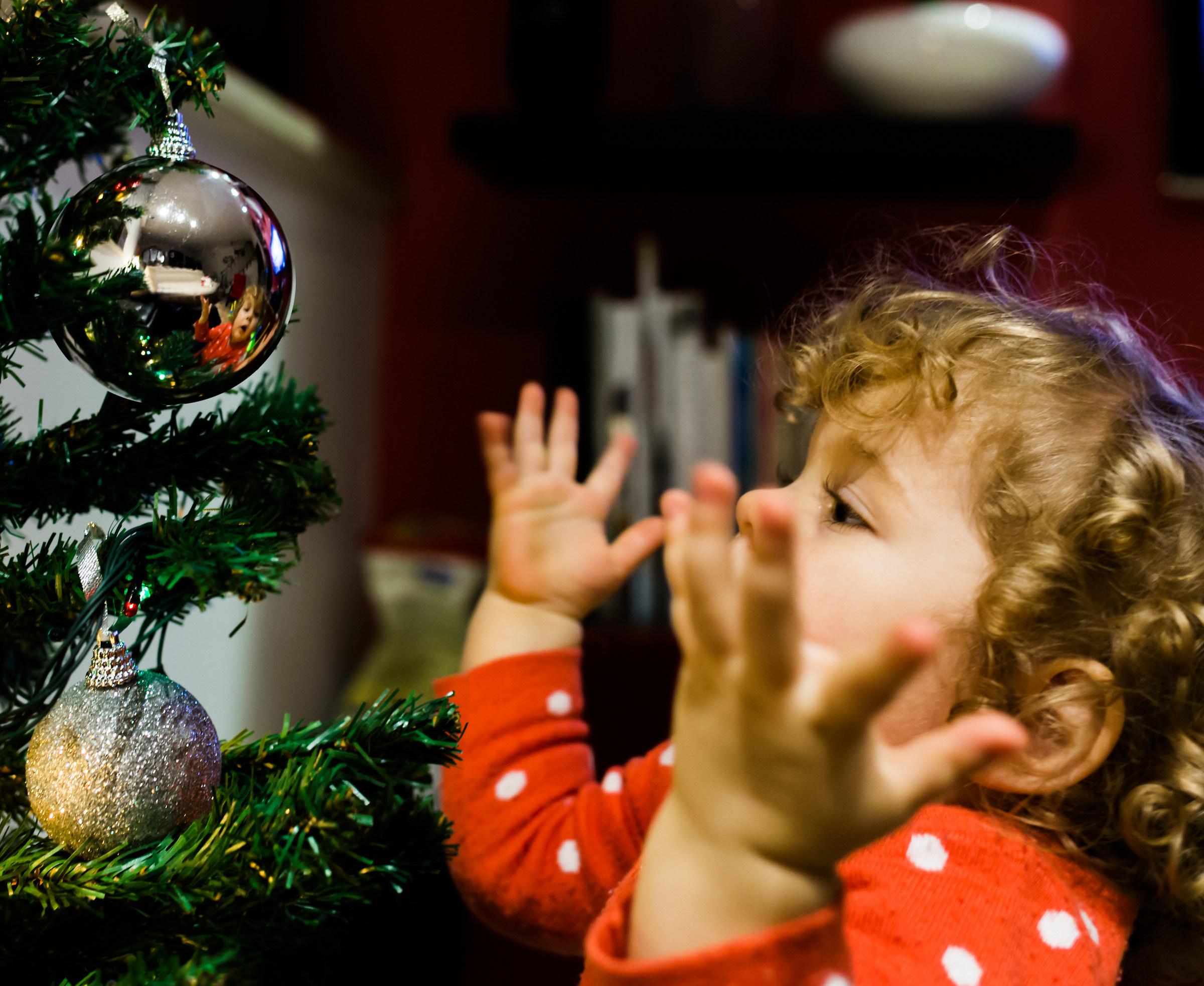 Christmas surprise!...