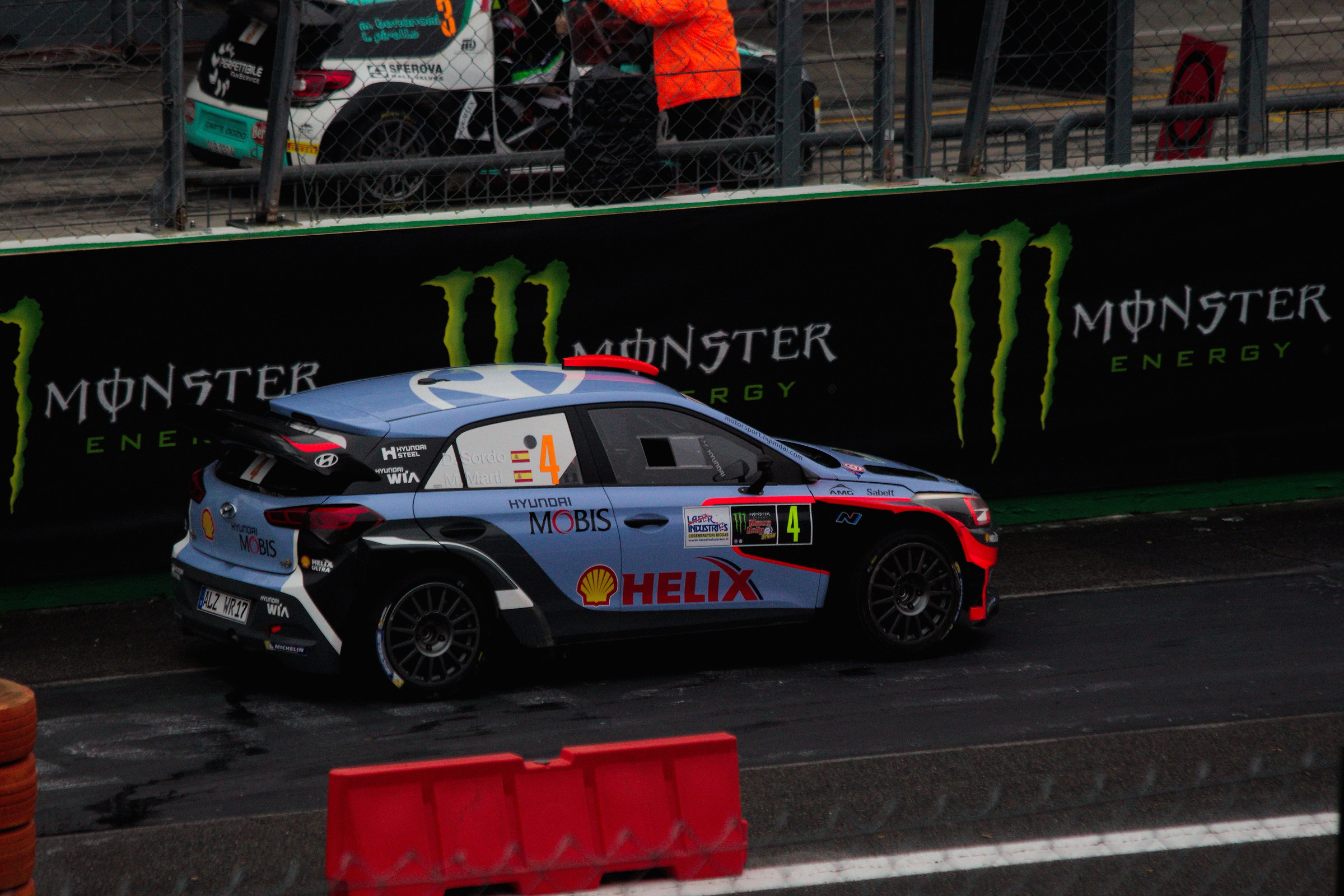 Monza rally Show...