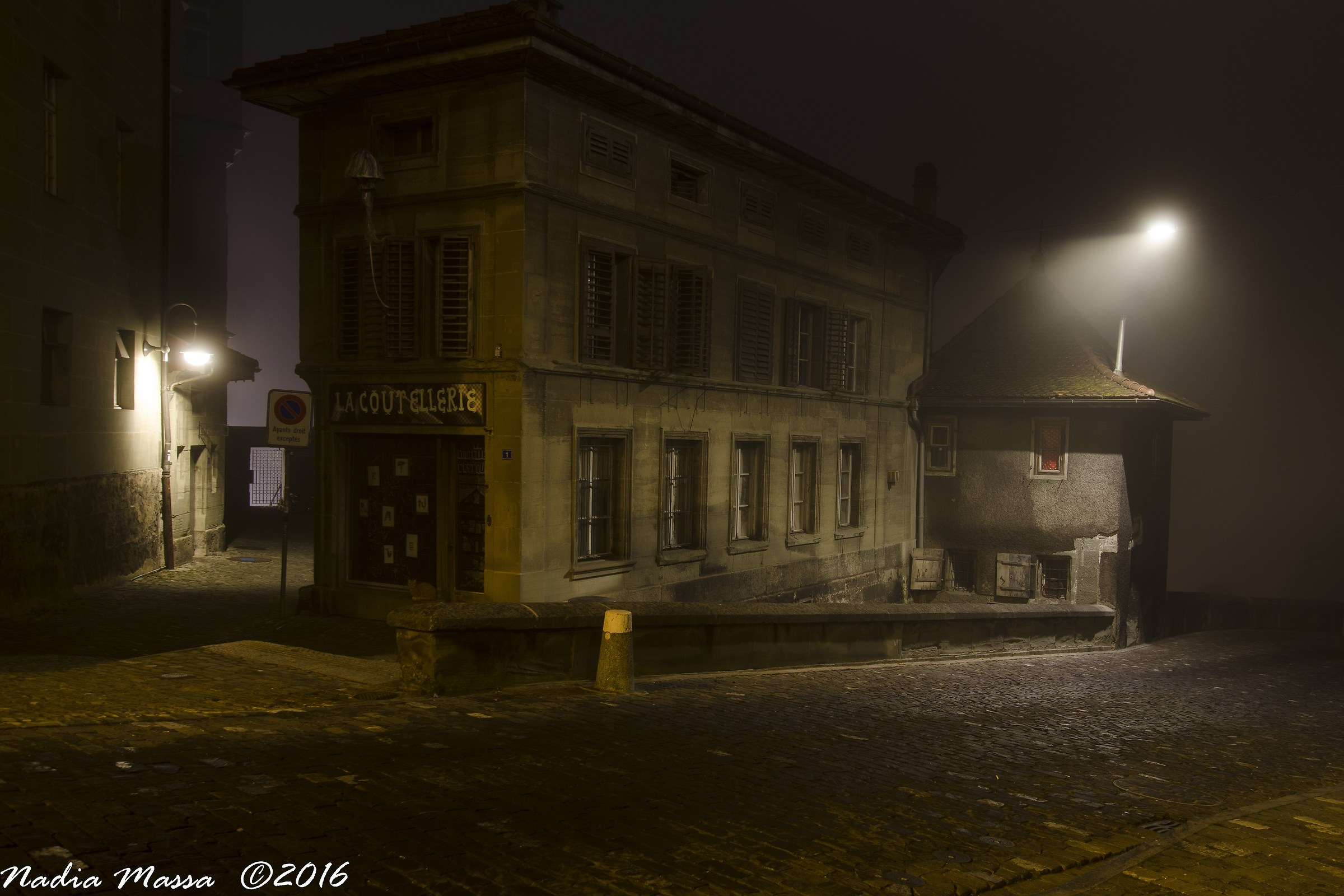 Freiburg by night...