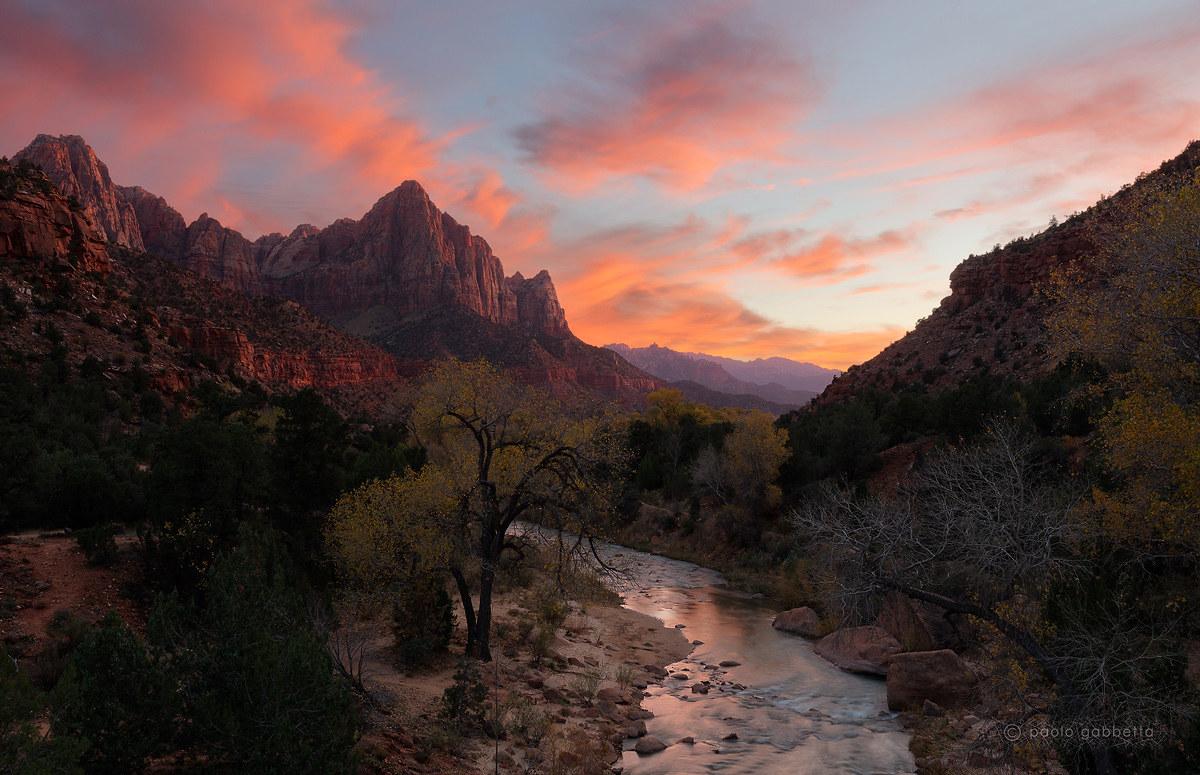 Zion National Park...