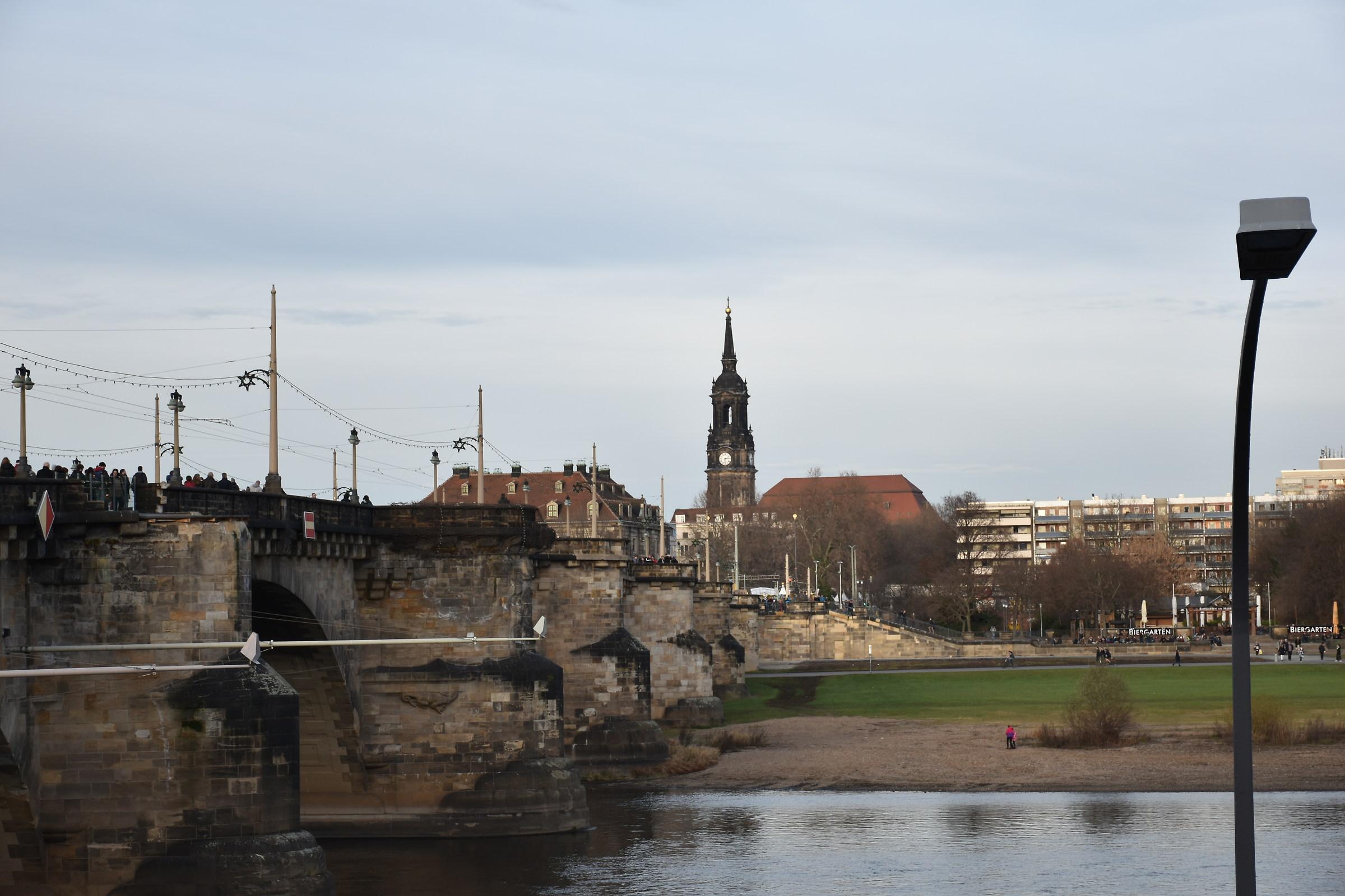 Dresden...