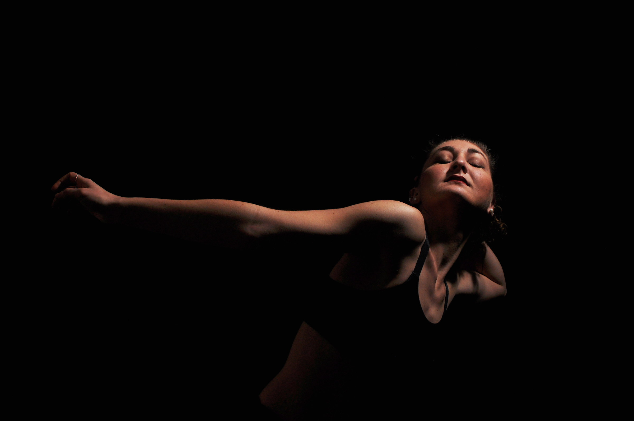 Dancing in the dark...
