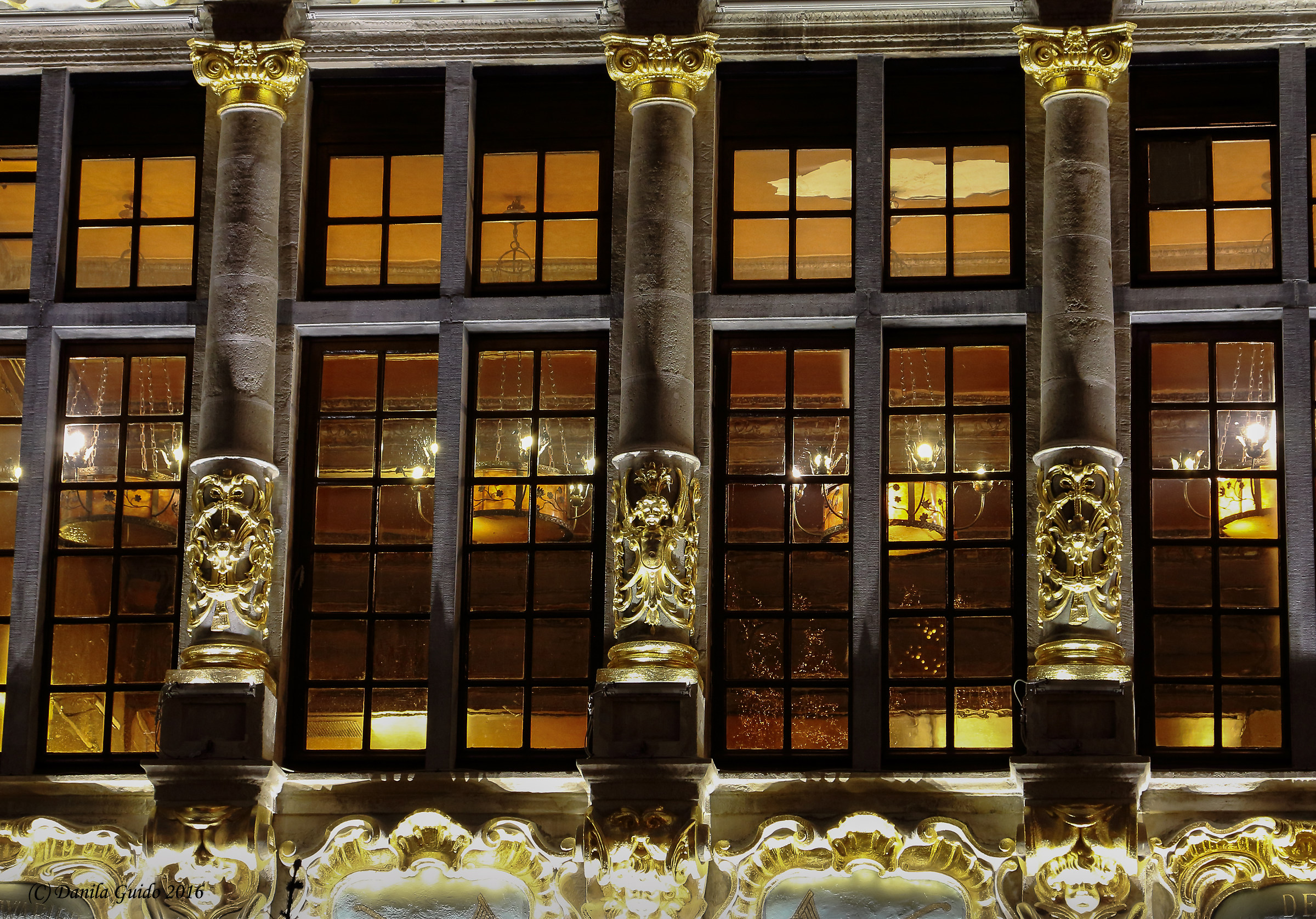Grand Place - Particular Guildhall...
