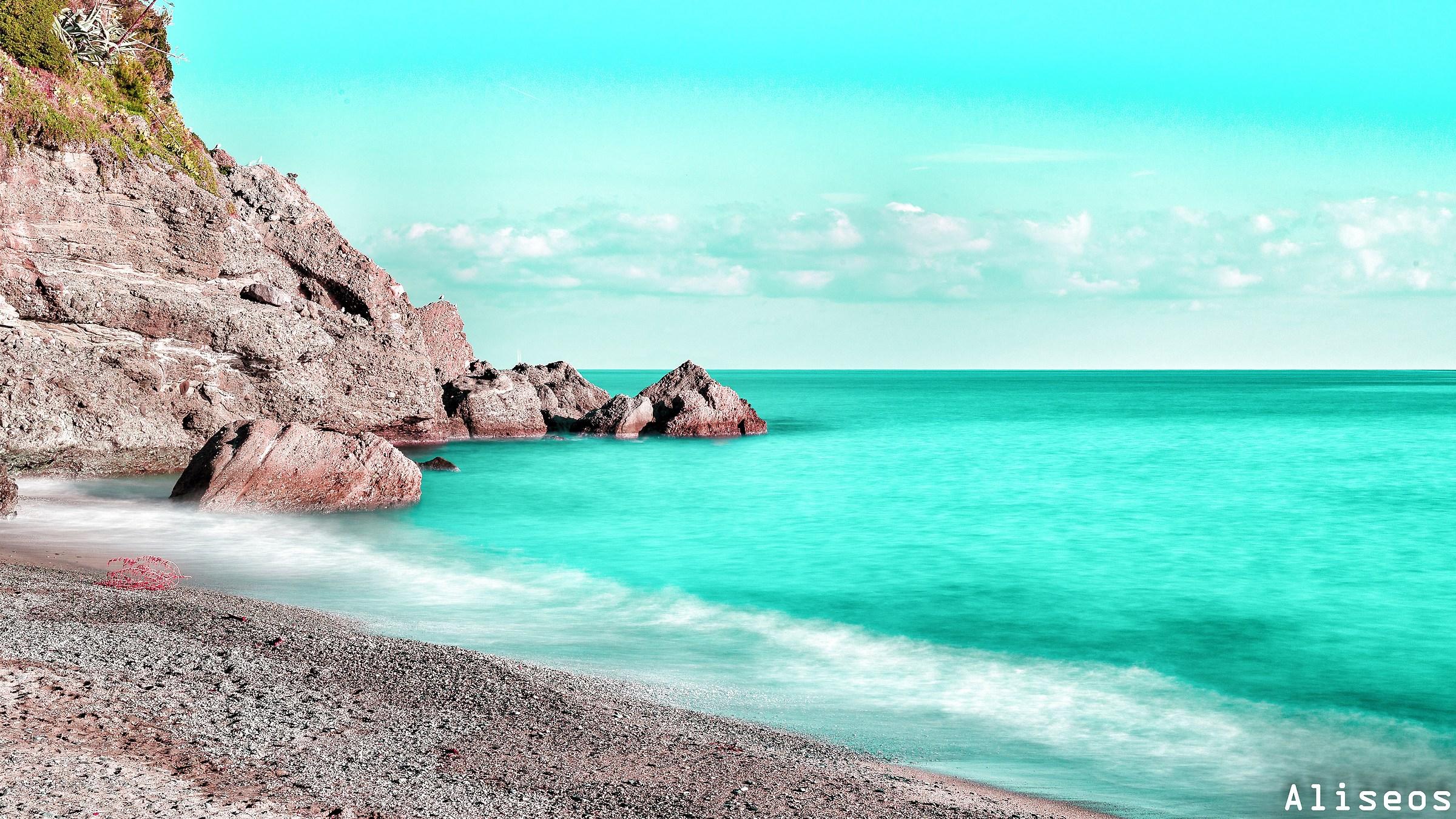 Aquamarine...