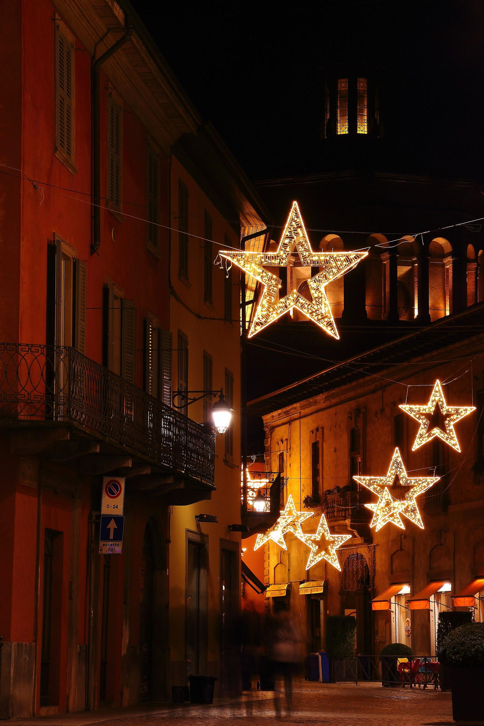 souls and the lights of christmas...