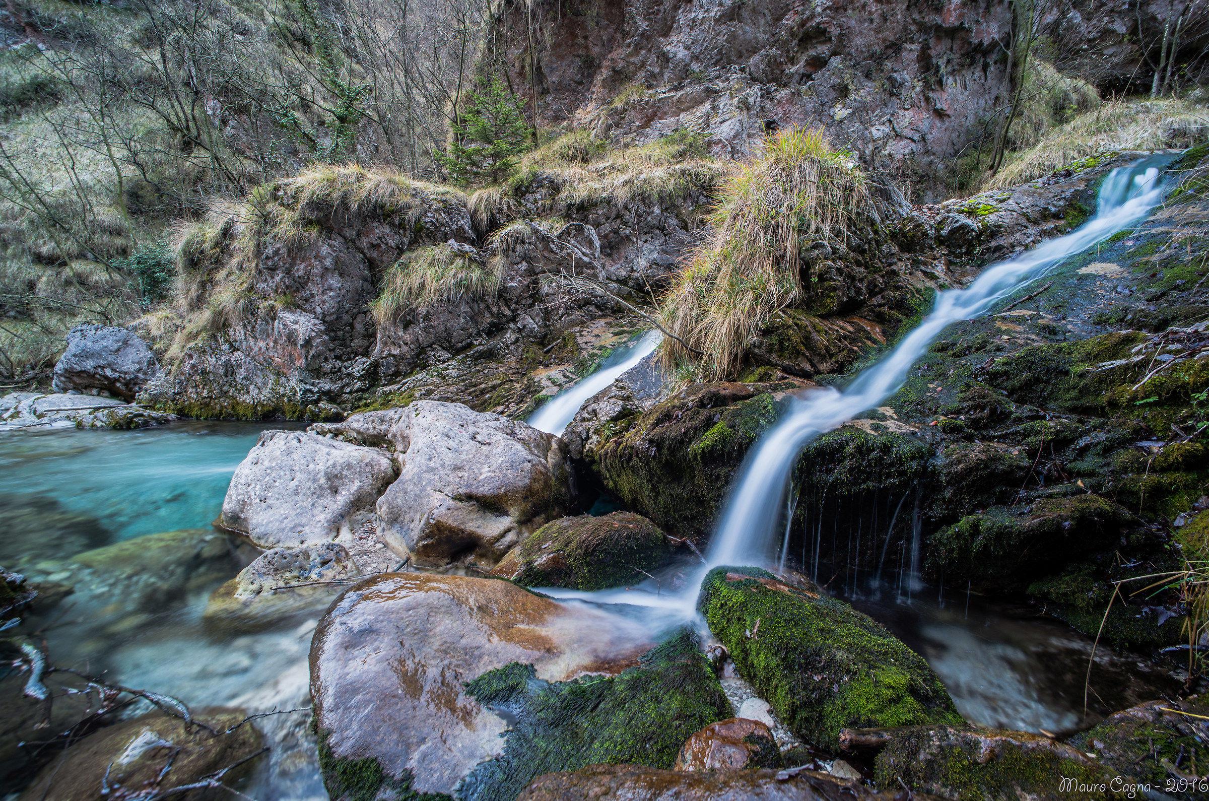 Scorcio in Val Vertova...